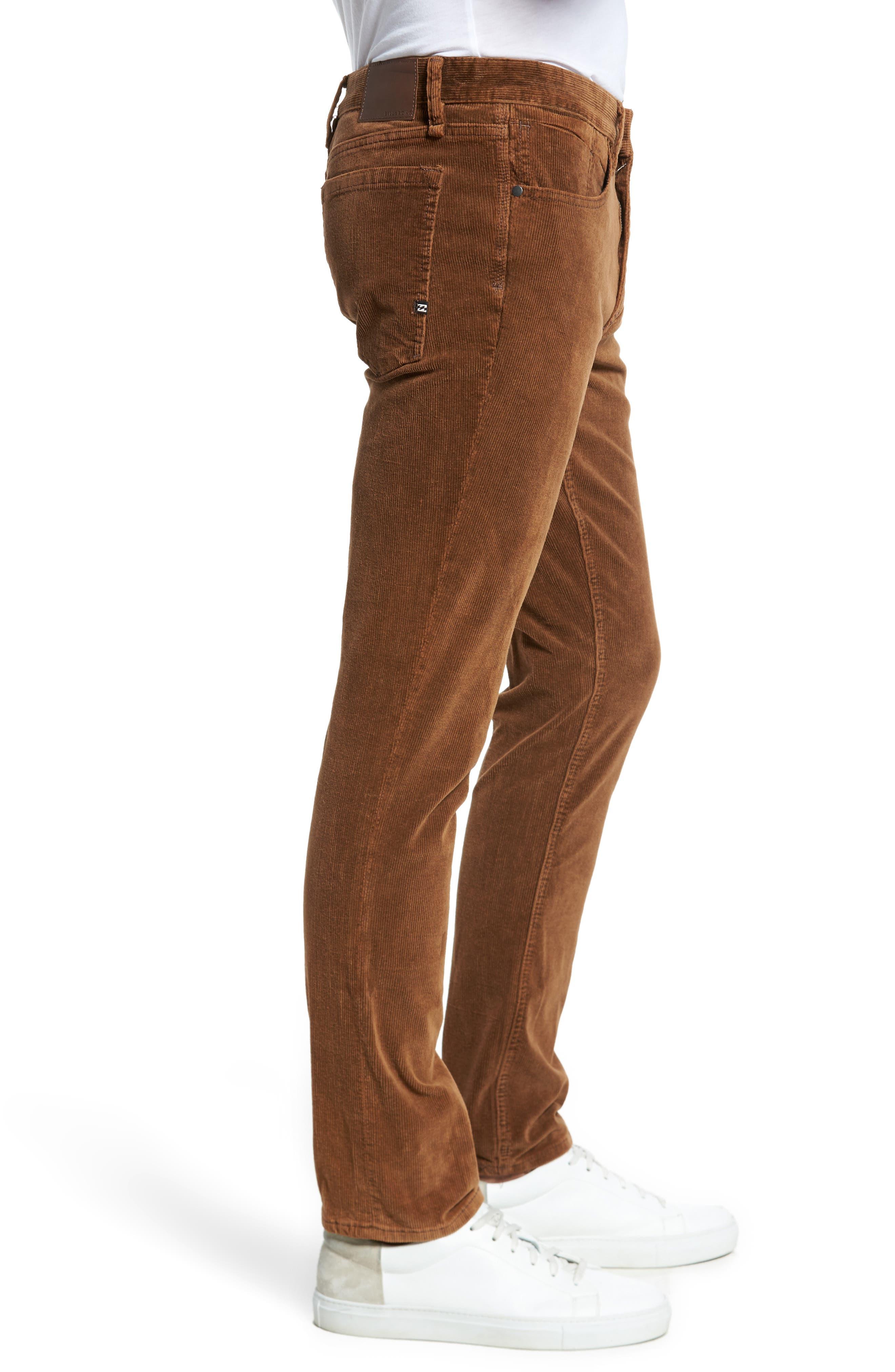 Alternate Image 3  - Billabong Outsider Corduroy Pants