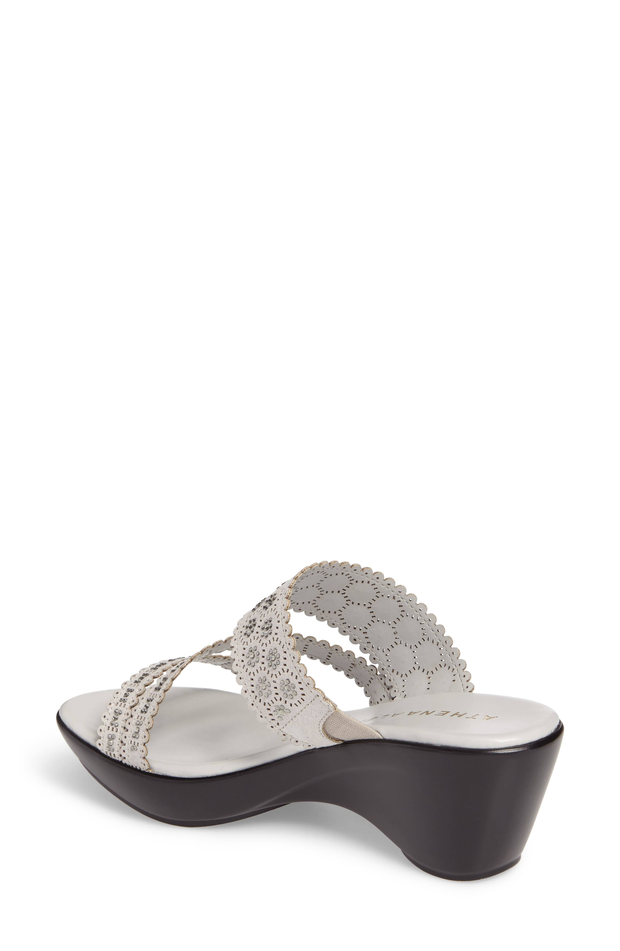 Alternate Image 2  - Athena Alexander Poppy Wedge Sandal (Women)