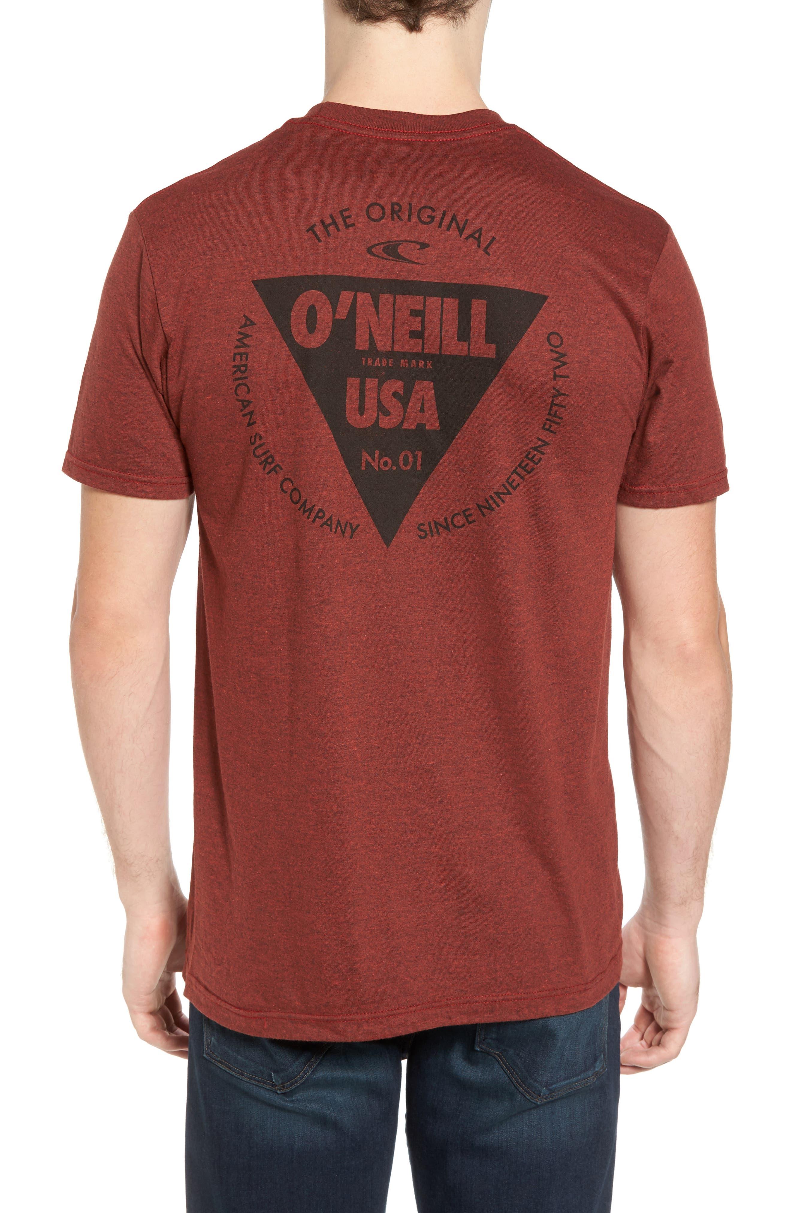 Alternate Image 2  - O'Neill Diver Graphic Pocket T-Shirt