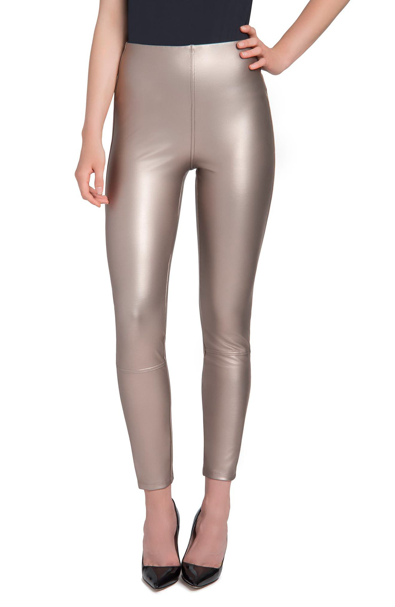 Lyssé Jones Faux Leather Leggings