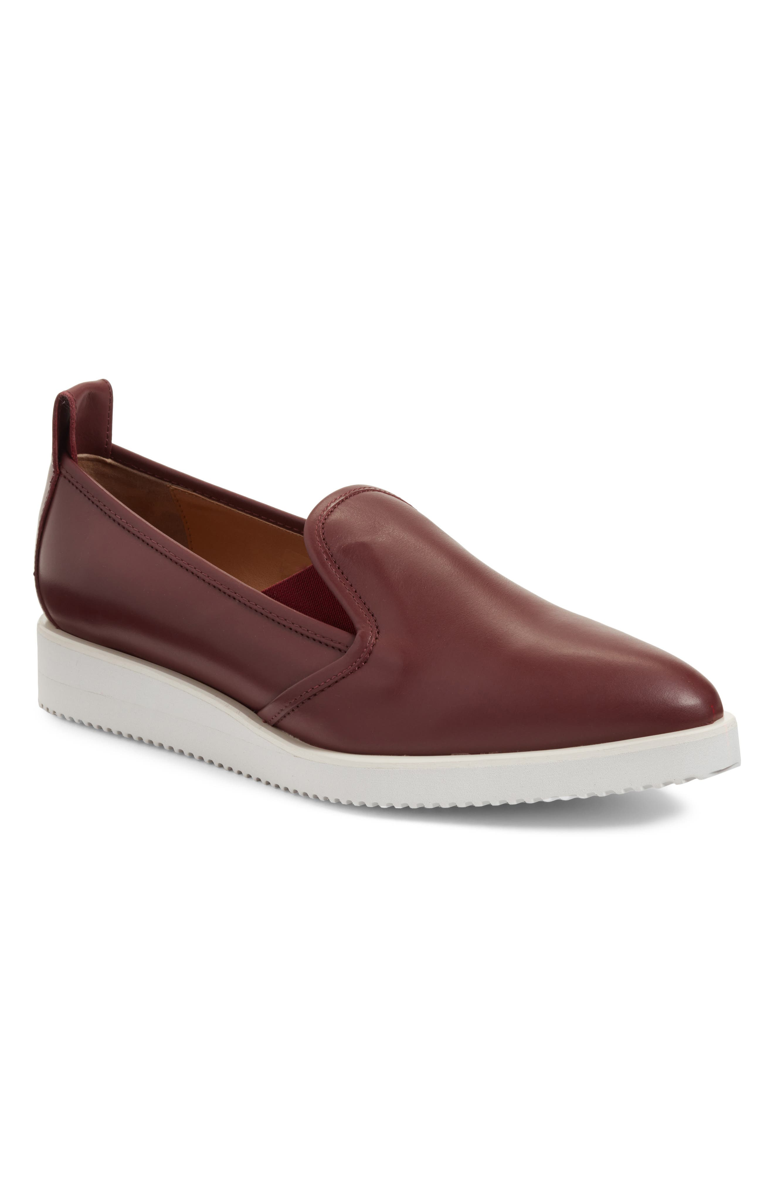 Alternate Image 1 Selected - Everlane The Leather Street Shoe (Women)