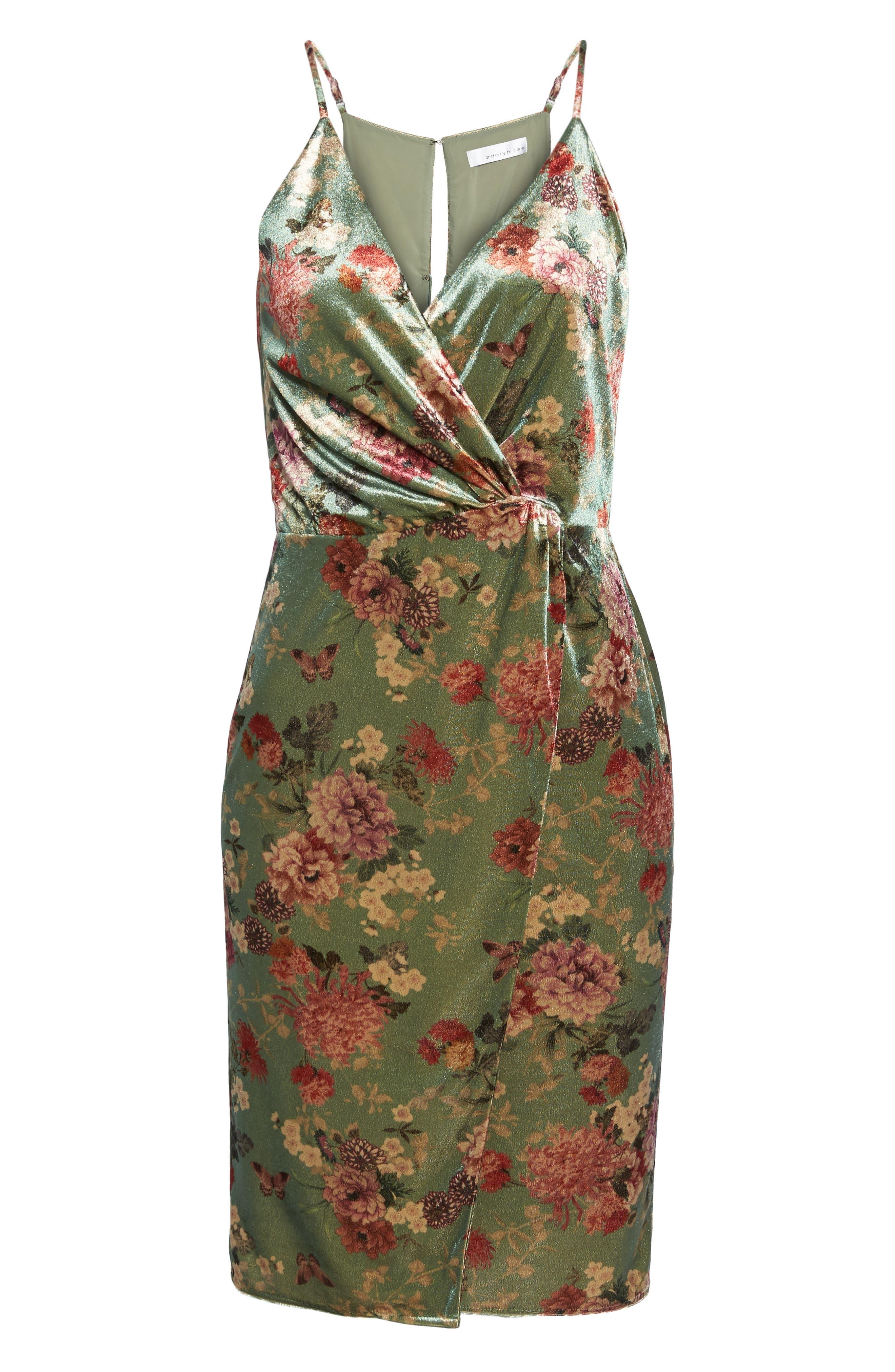 Alternate Image 6  - Adelyn Rae Adela Twist Sheath Dress