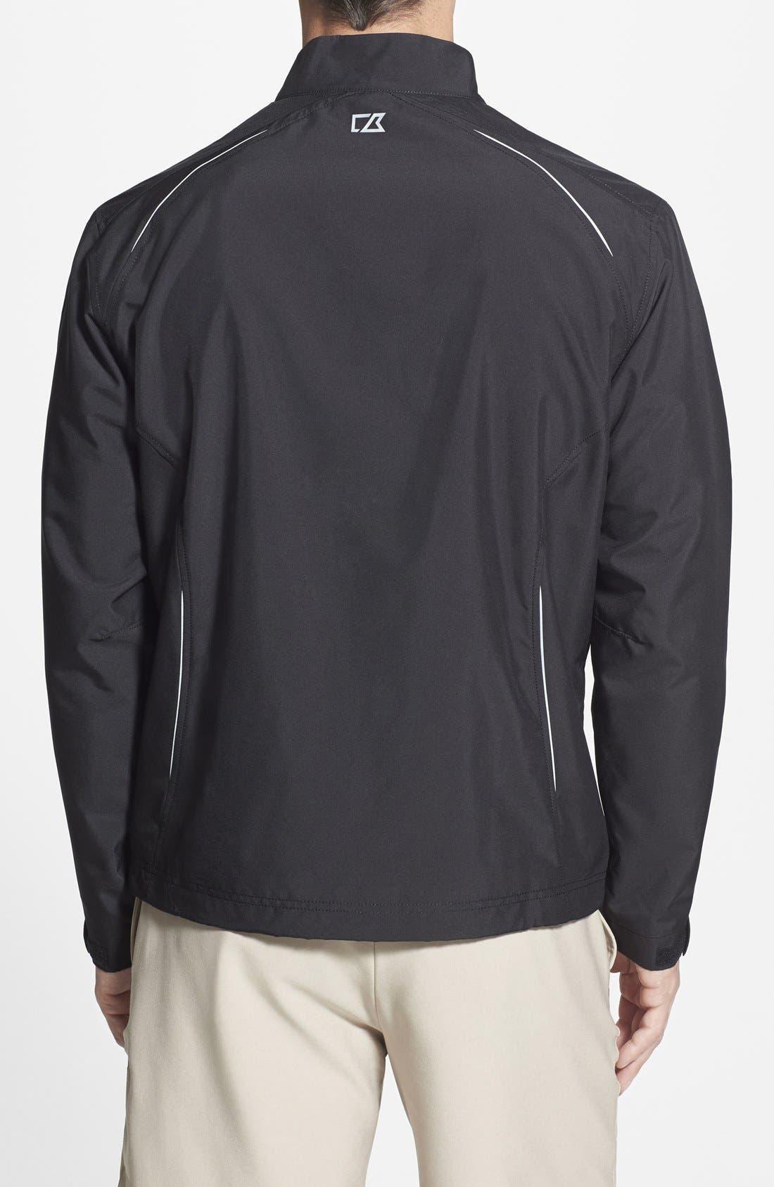 Pittsburgh Steelers - Beacon WeatherTec Wind & Water Resistant Jacket,                             Alternate thumbnail 2, color,                             Black