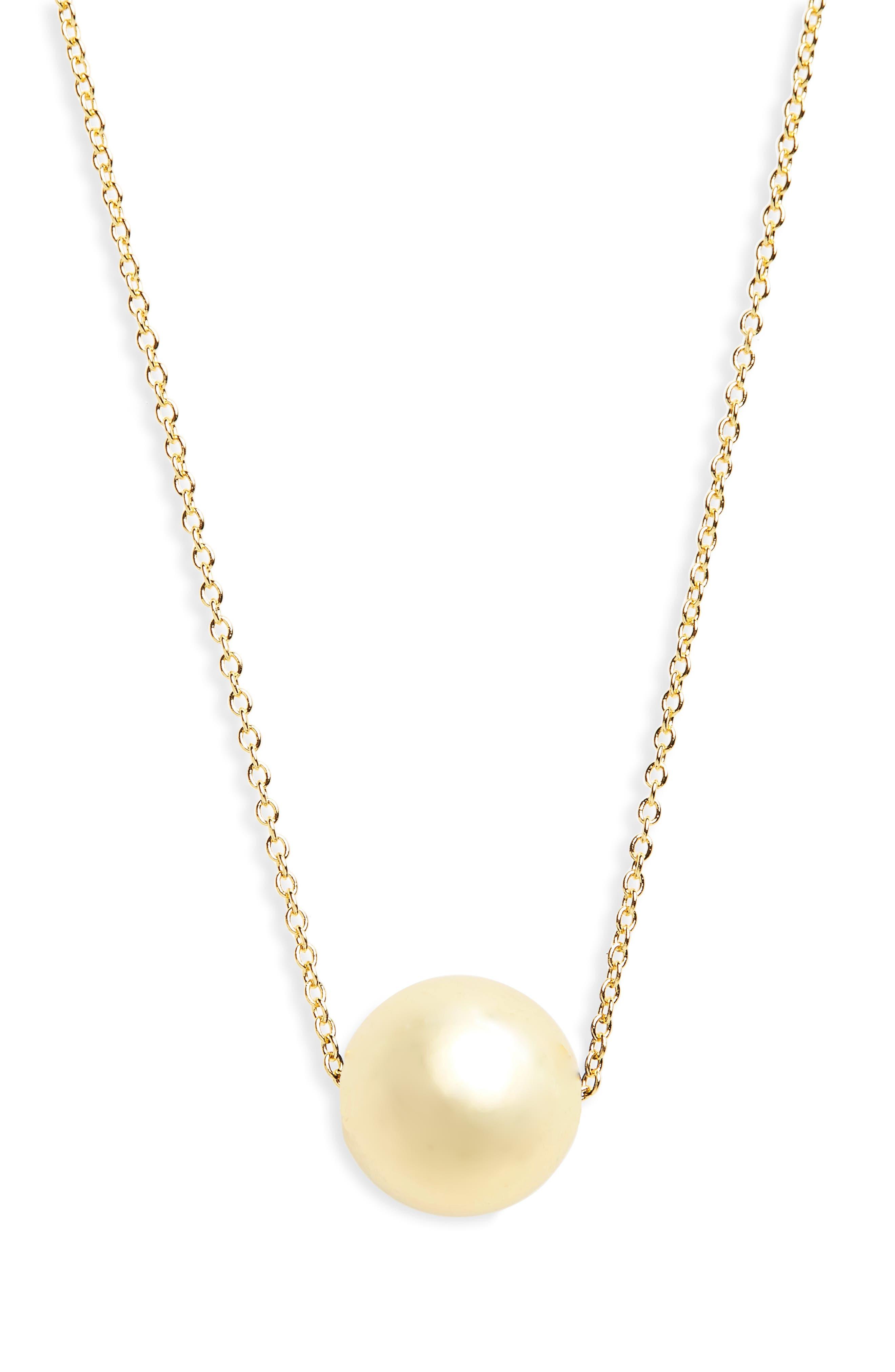 Main Image - gorjana Newport Pendant Necklace