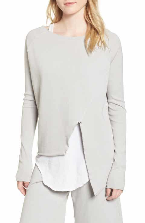 Frank & Eileen Tee Lab Asymmetric Sweatshirt