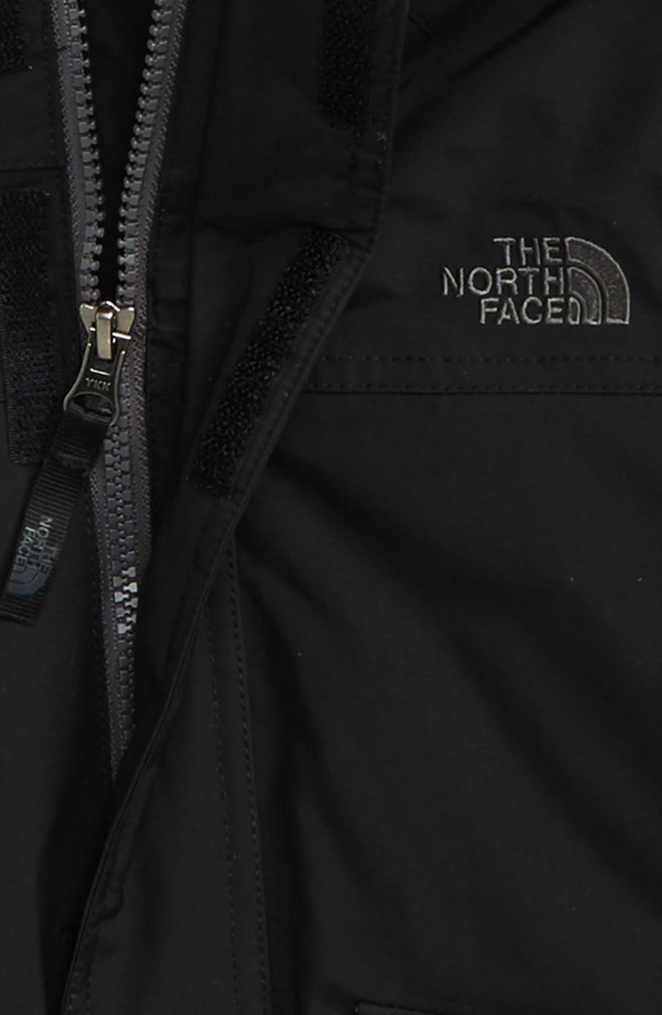 Alternate Image 2  - The North Face Gotham Hooded Waterproof 550-Fill Power Down Jacket (Toddler Boys & Little Boys)