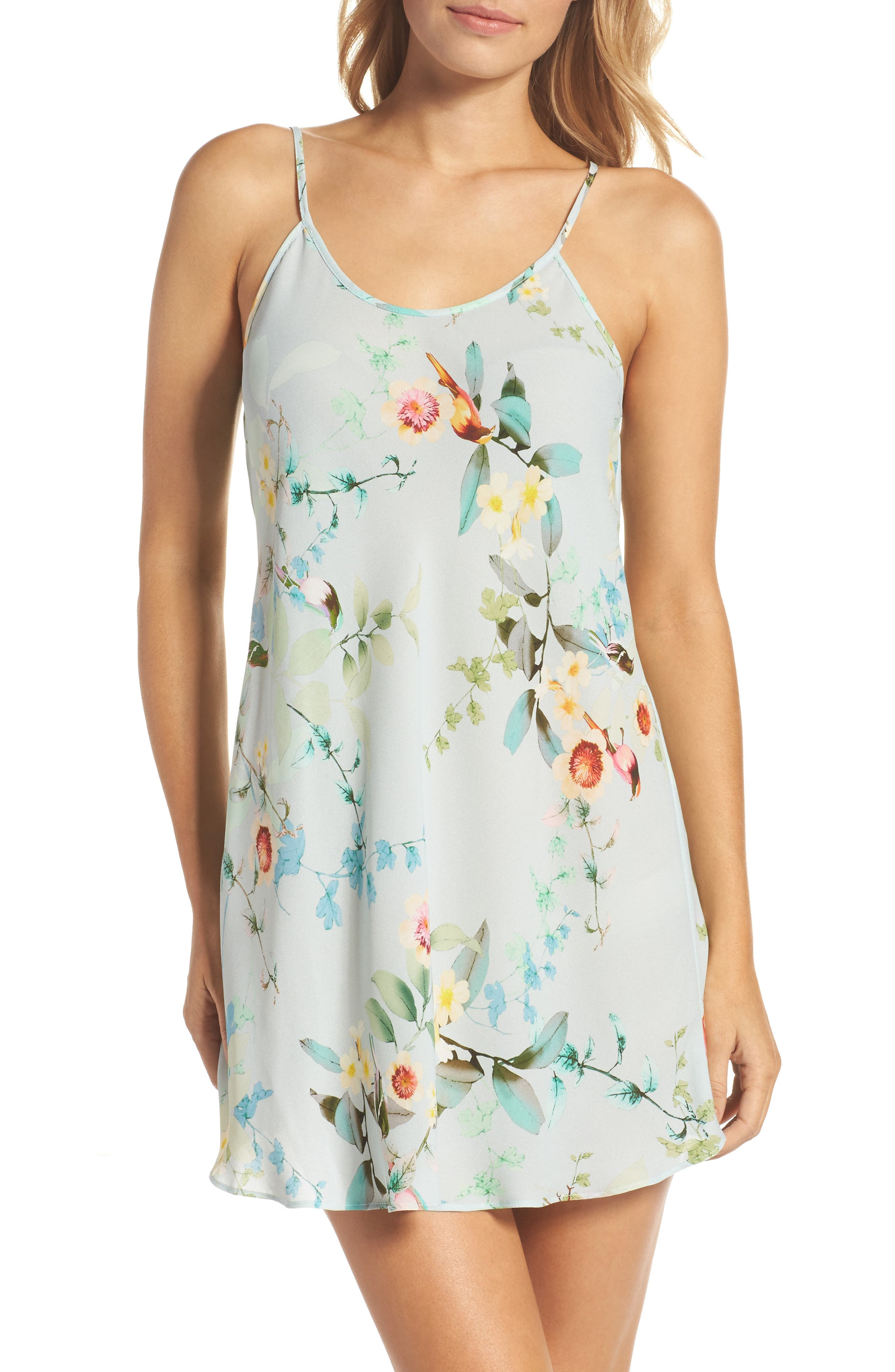 Floral Nikrooz Alison Floral Chemise