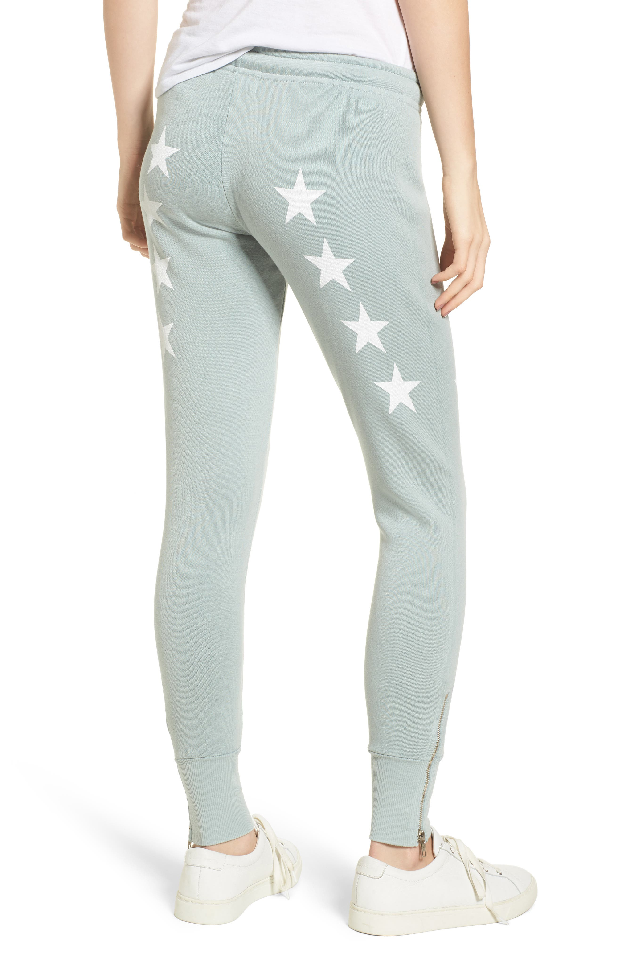 Alternate Image 2  - Wildfox Cosmos Fame Jogger Pants