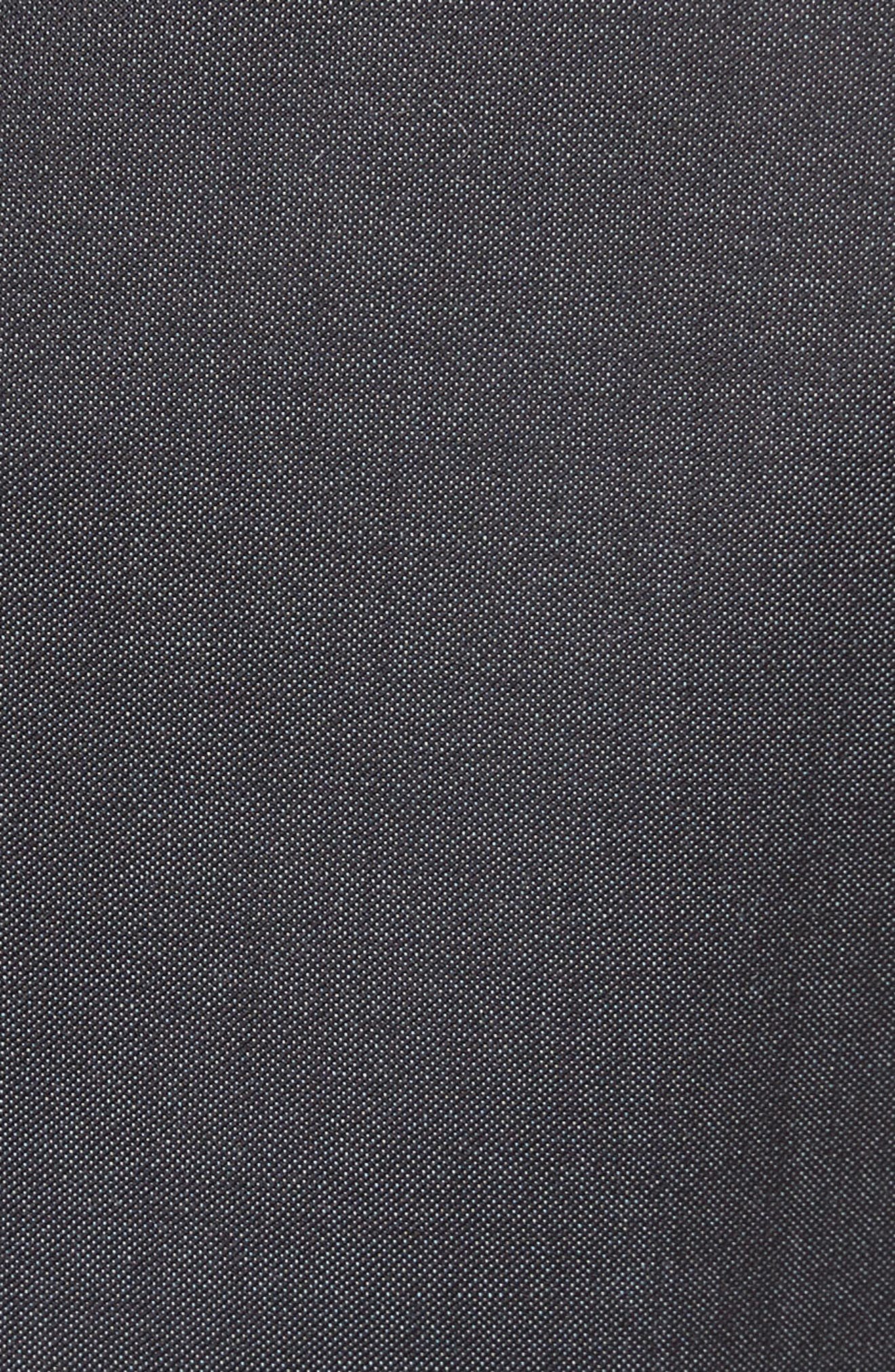 Classic Fit Solid Wool Suit,                             Alternate thumbnail 7, color,                             Grey