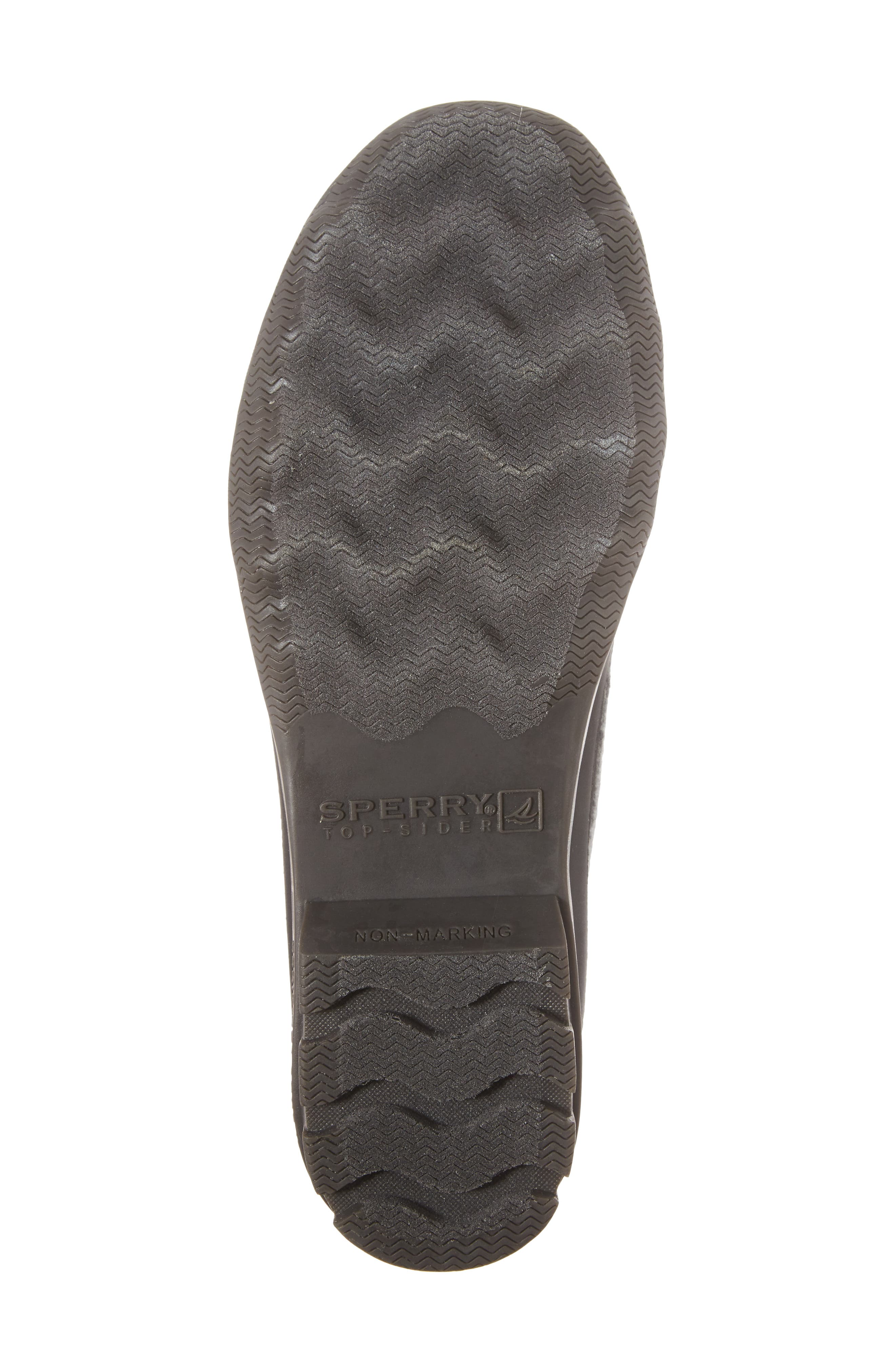 Avenue Rain Boot,                             Alternate thumbnail 6, color,                             Grey Leather