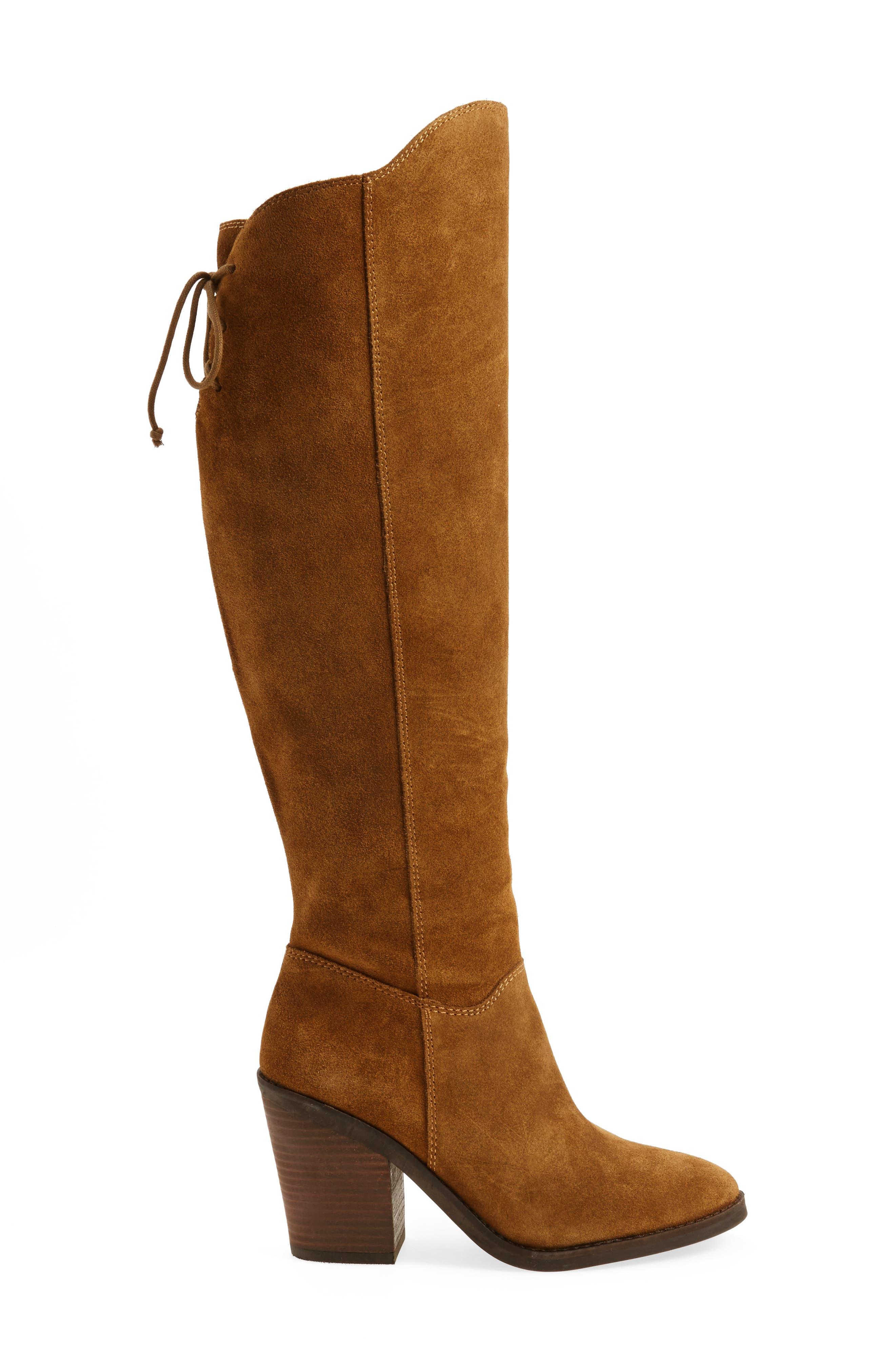 Alternate Image 3  - Lucky Brand Pembe Asymmetrical Boot (Women)