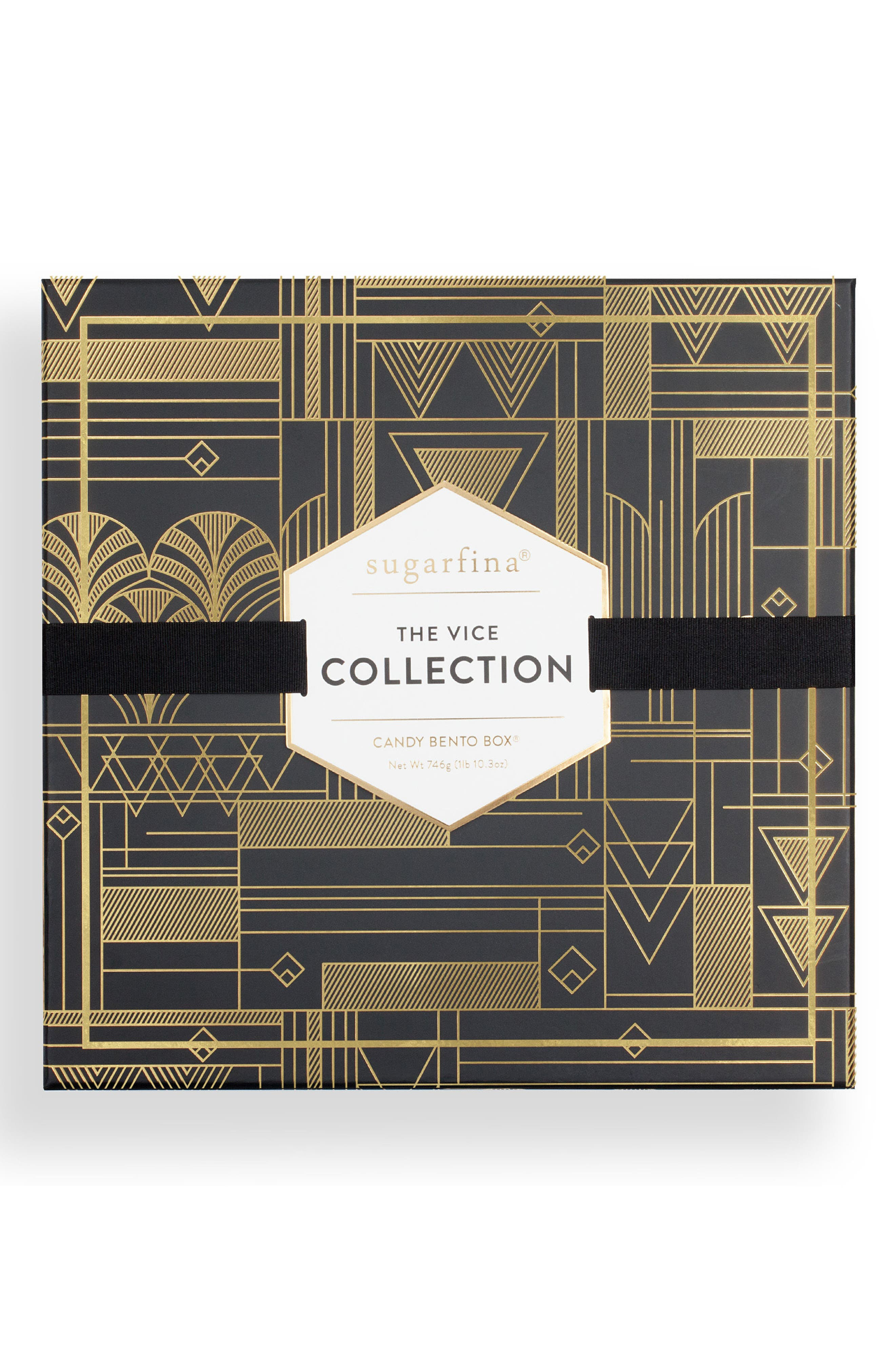 The Vice Collection 8-Piece Candy Bento Box,                             Alternate thumbnail 3, color,                             Black