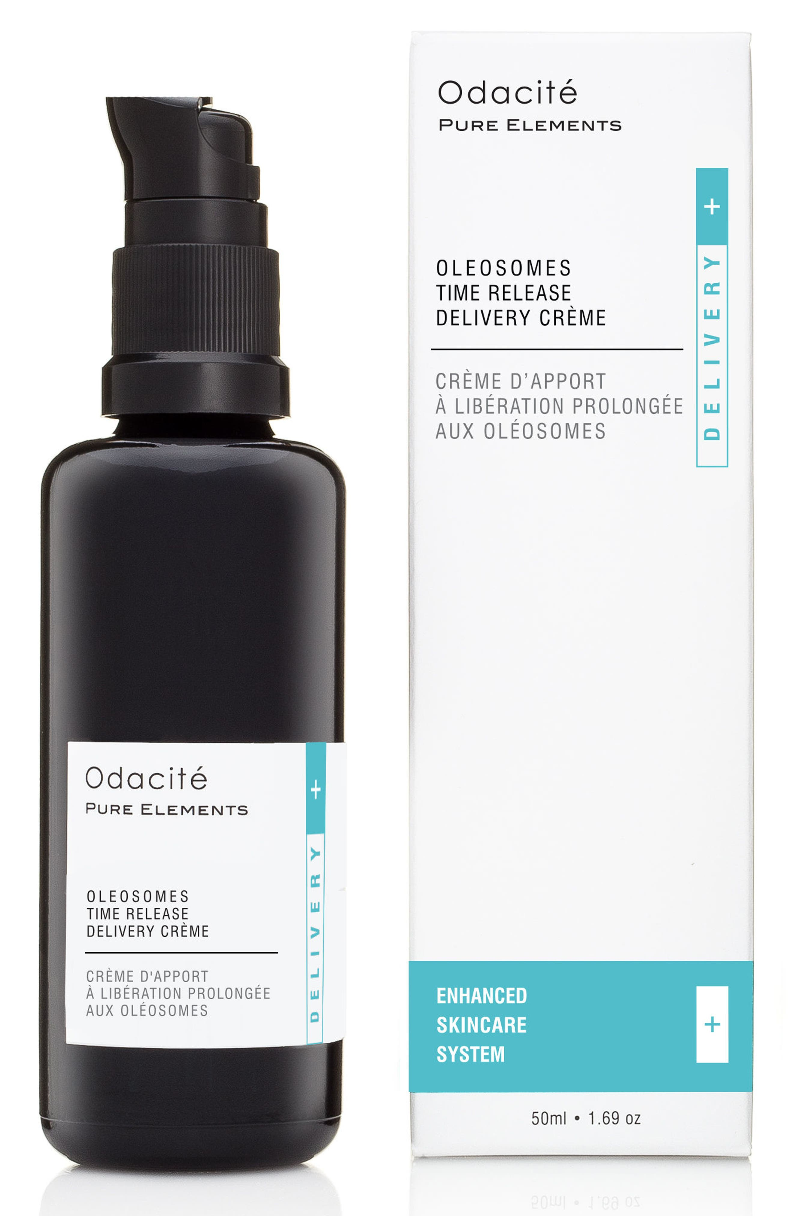 Oleosomes Time Release Delivery Crème,                         Main,                         color, No Color