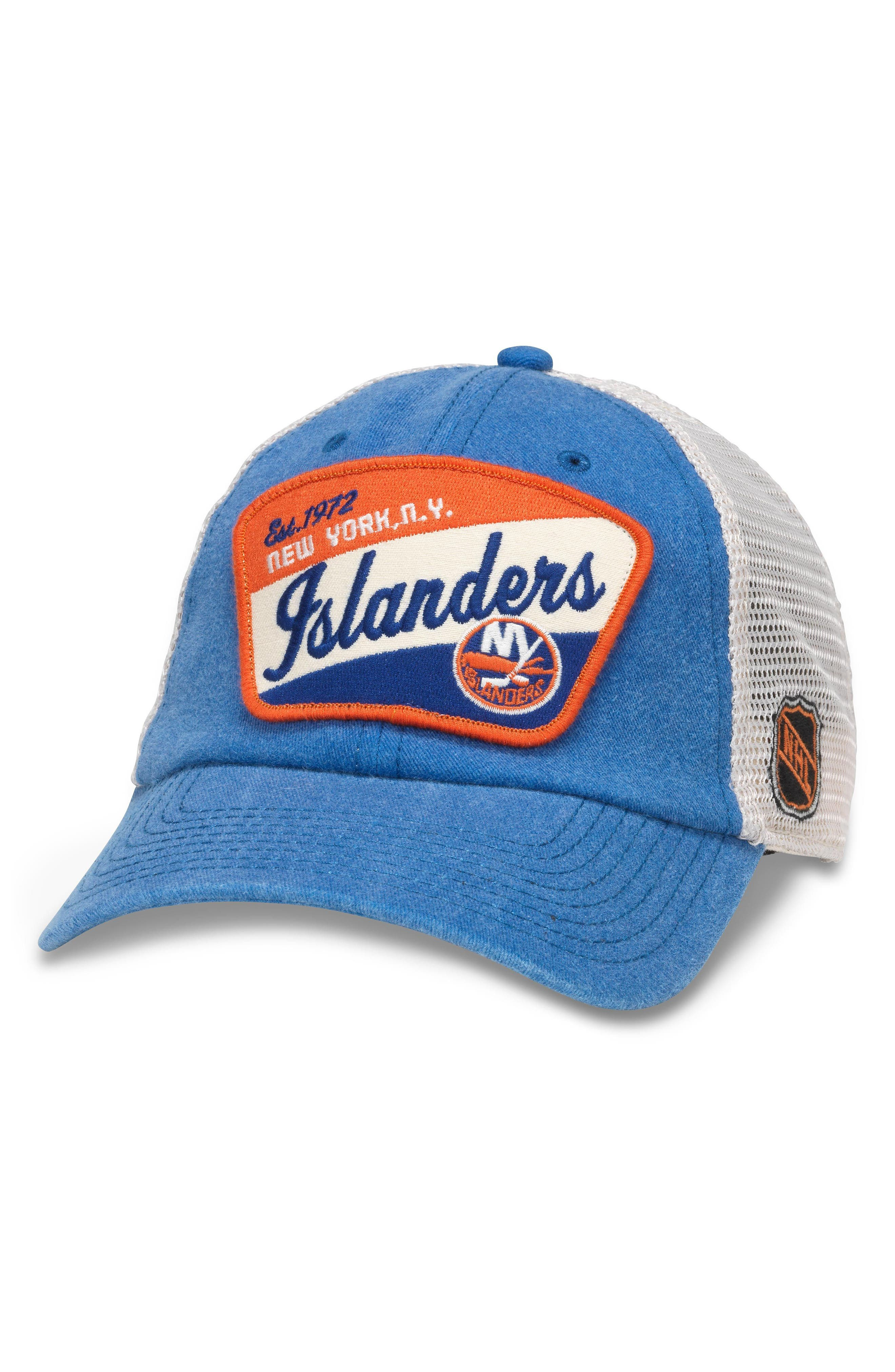 Ravenswood NHL Trucker Cap,                         Main,                         color, Ny Islanders