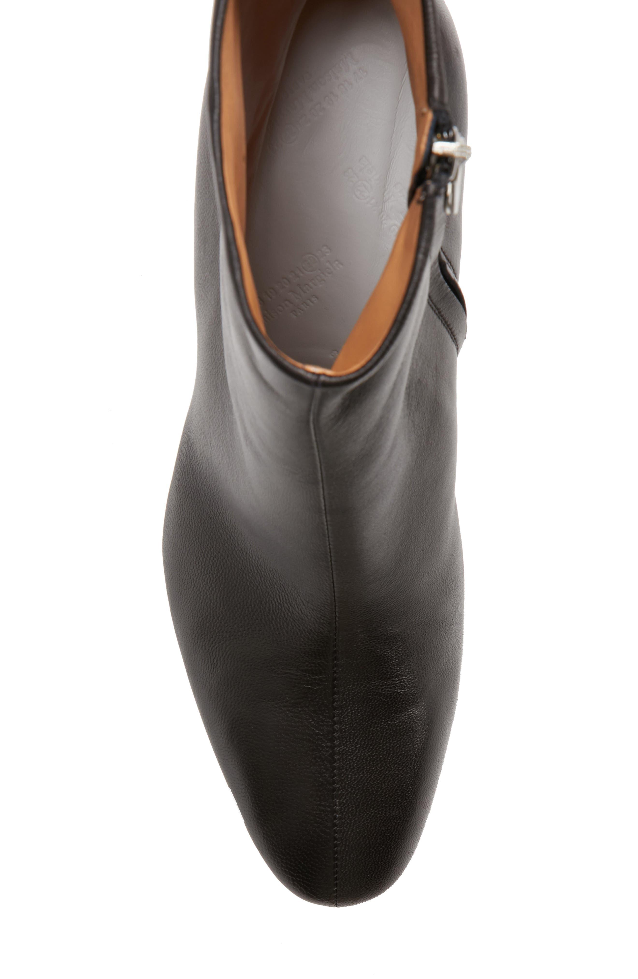 Alternate Image 5  - Maison Margiela Flare Heel Ankle Boot (Women)