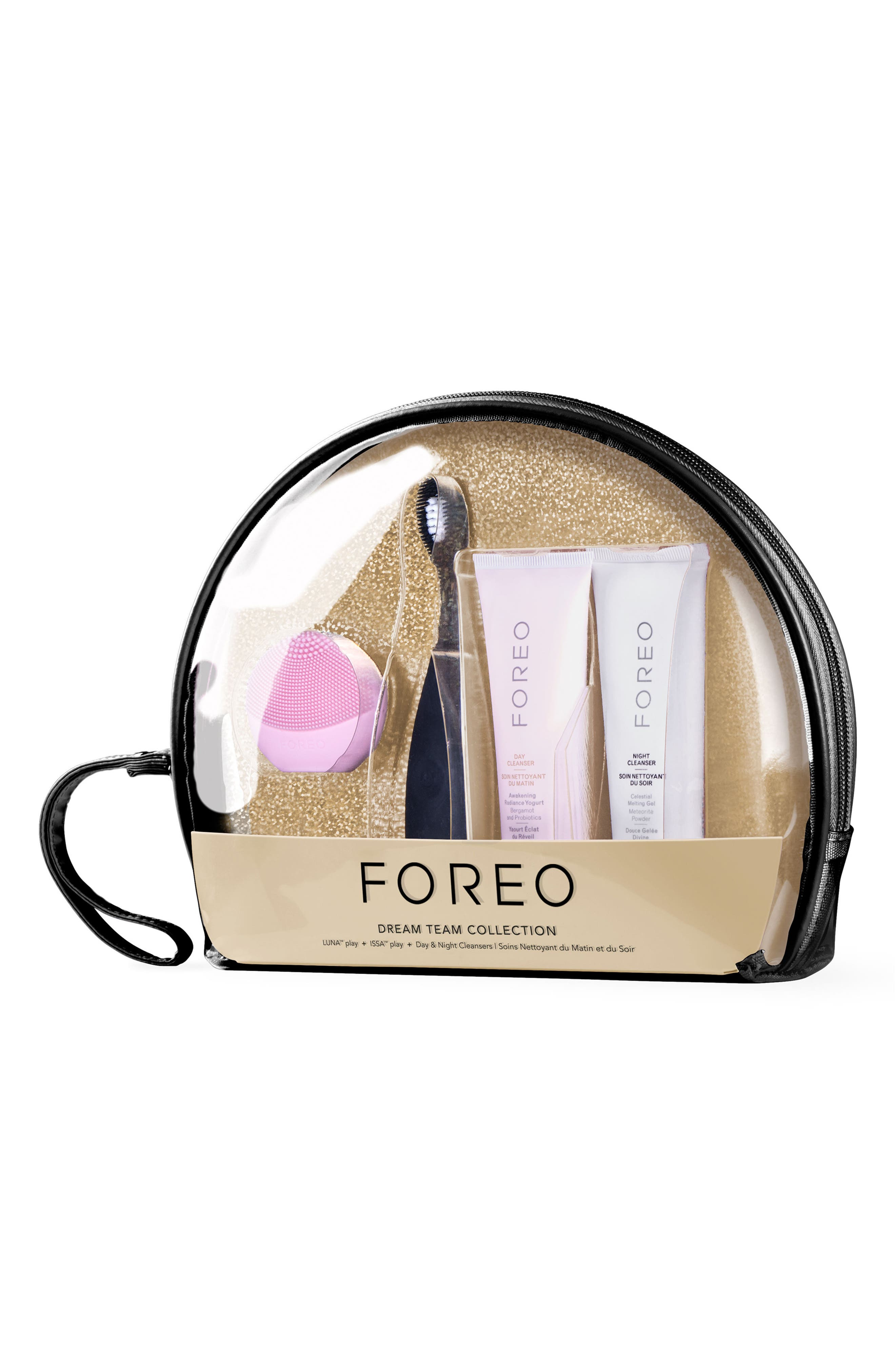 FOREO Dream Team Set ($134 Value)