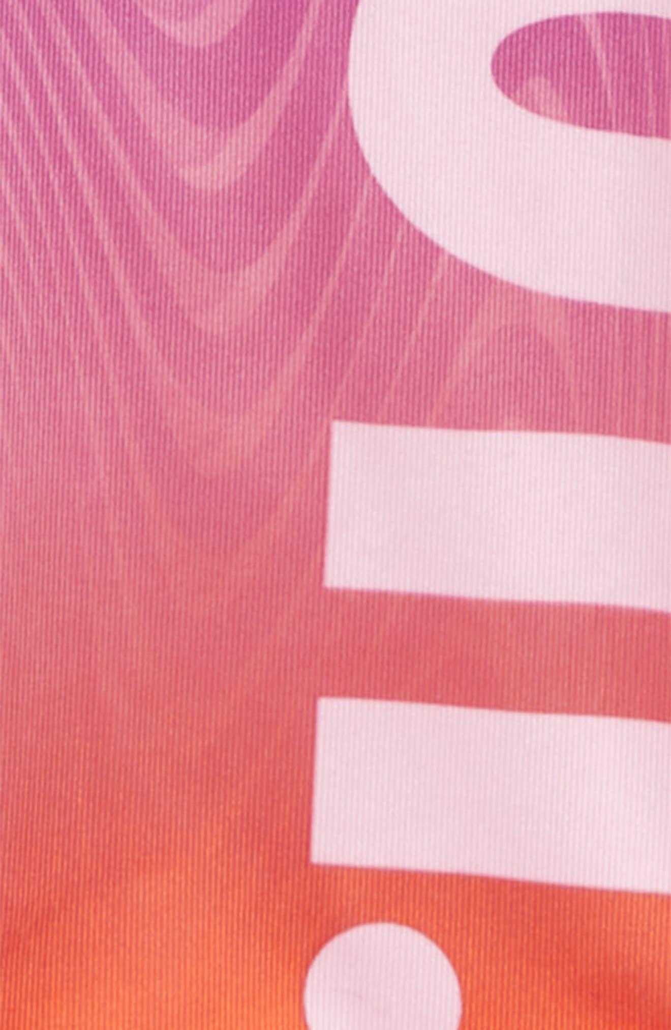 Ombré Dri-FIT Leggings,                             Alternate thumbnail 2, color,                             Active Pink