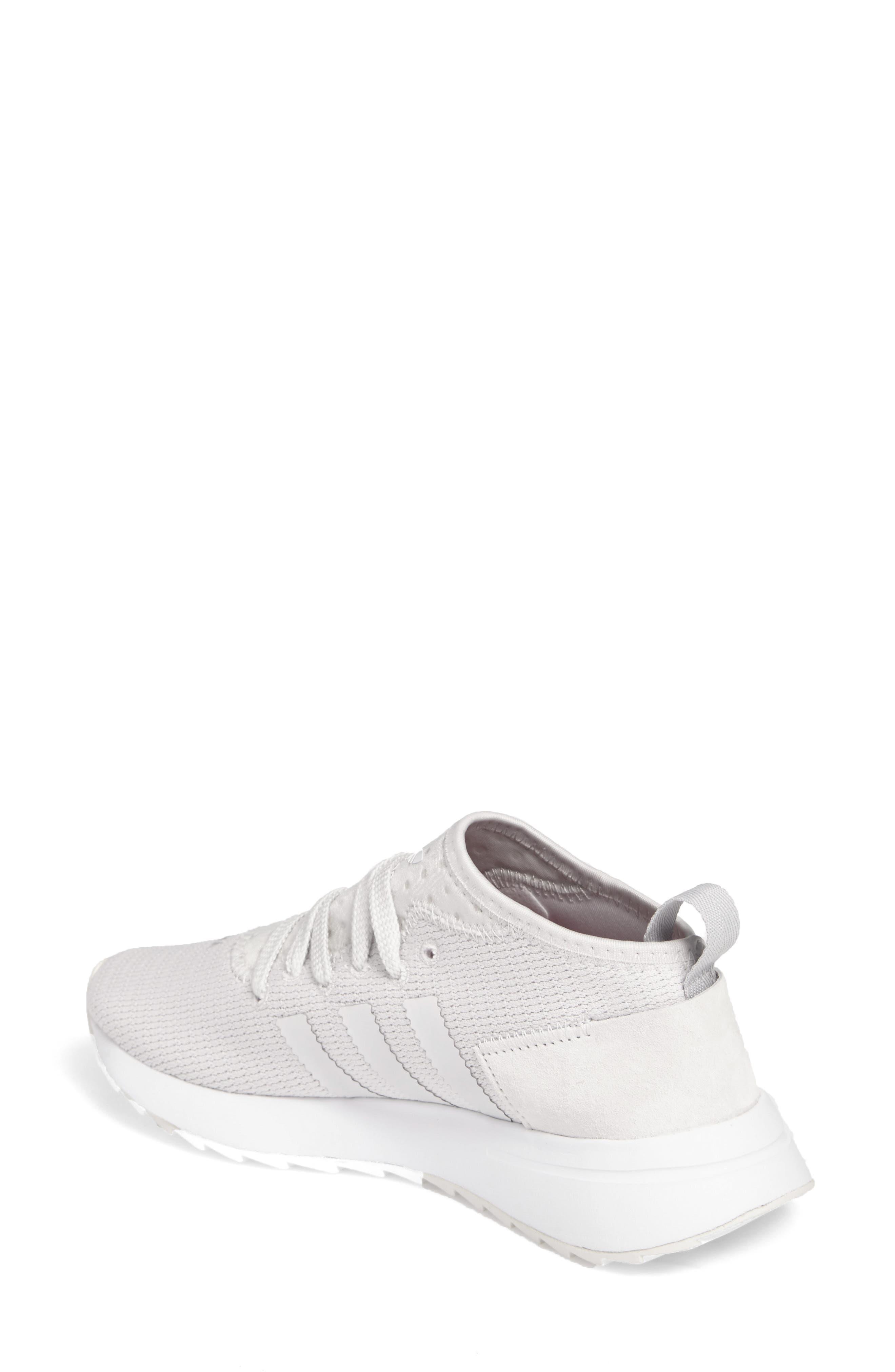 Flashback Winter Sneaker,                             Alternate thumbnail 2, color,                             Grey/ White
