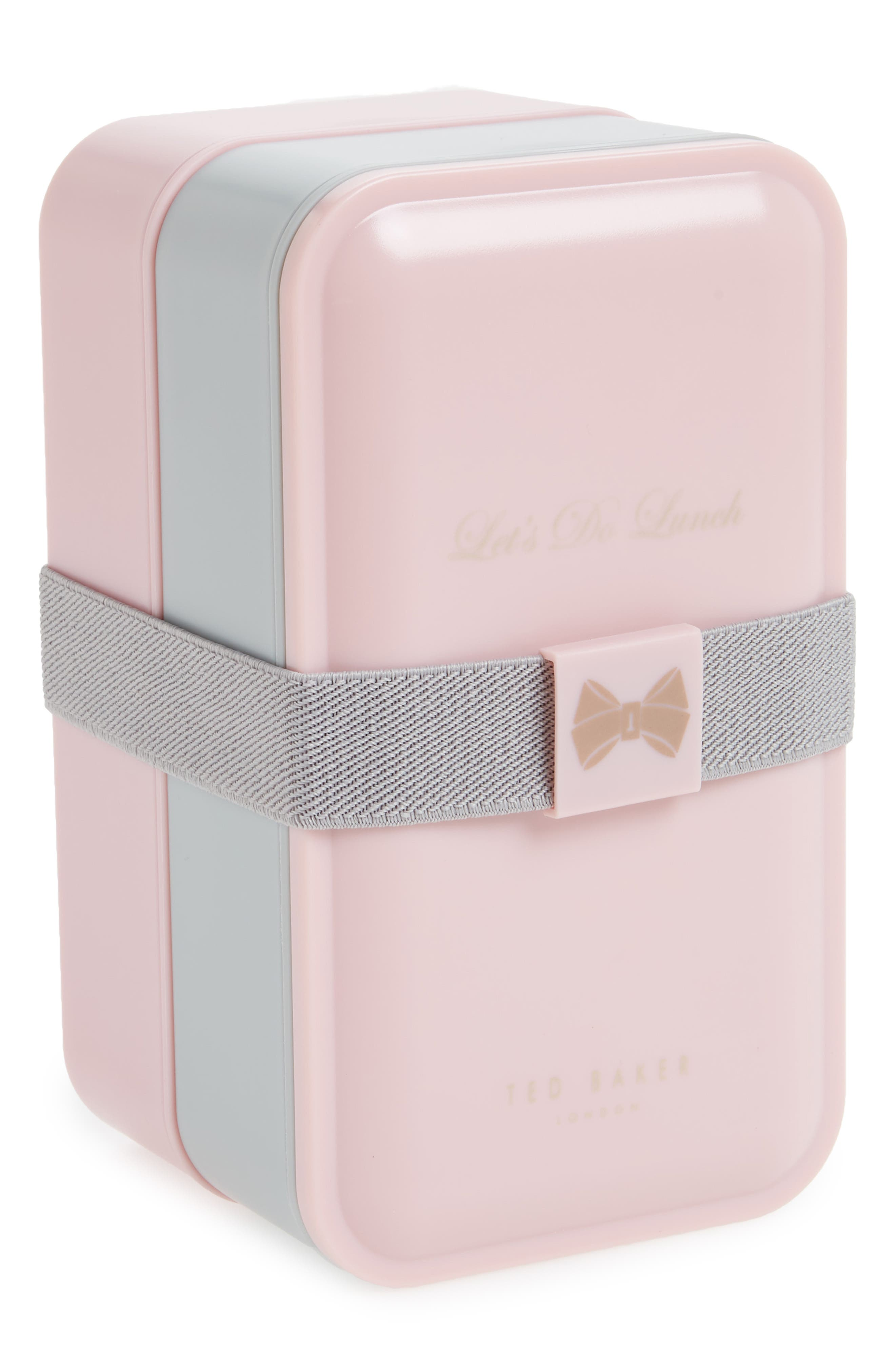 Alternate Image 2  - Wild and Wolf x Ted Baker London Lunch Stack Box