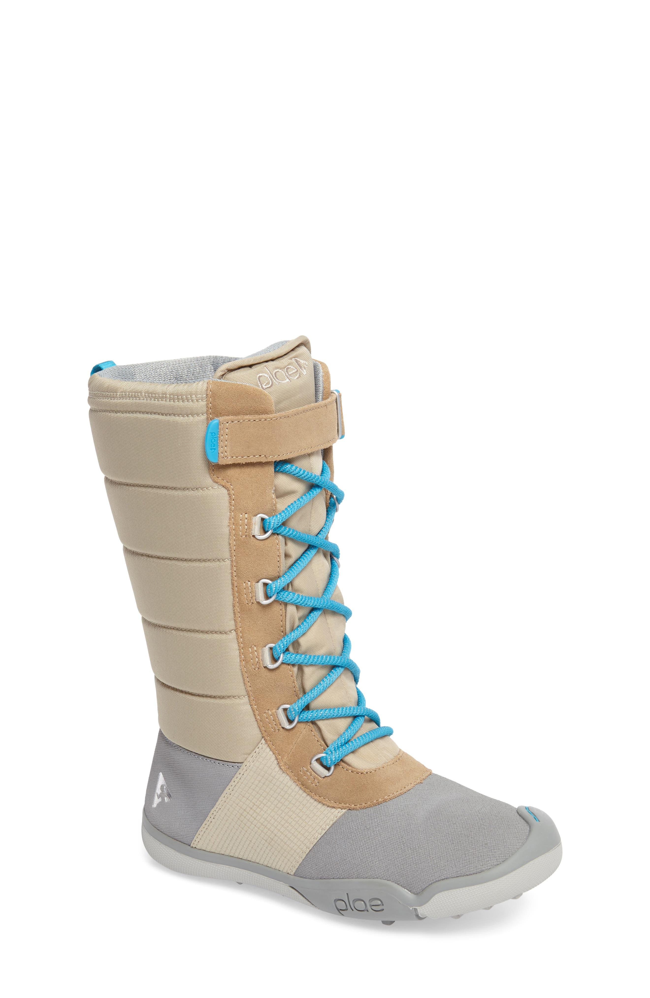 Jack Customizable Waterproof Boot,                         Main,                         color, Light