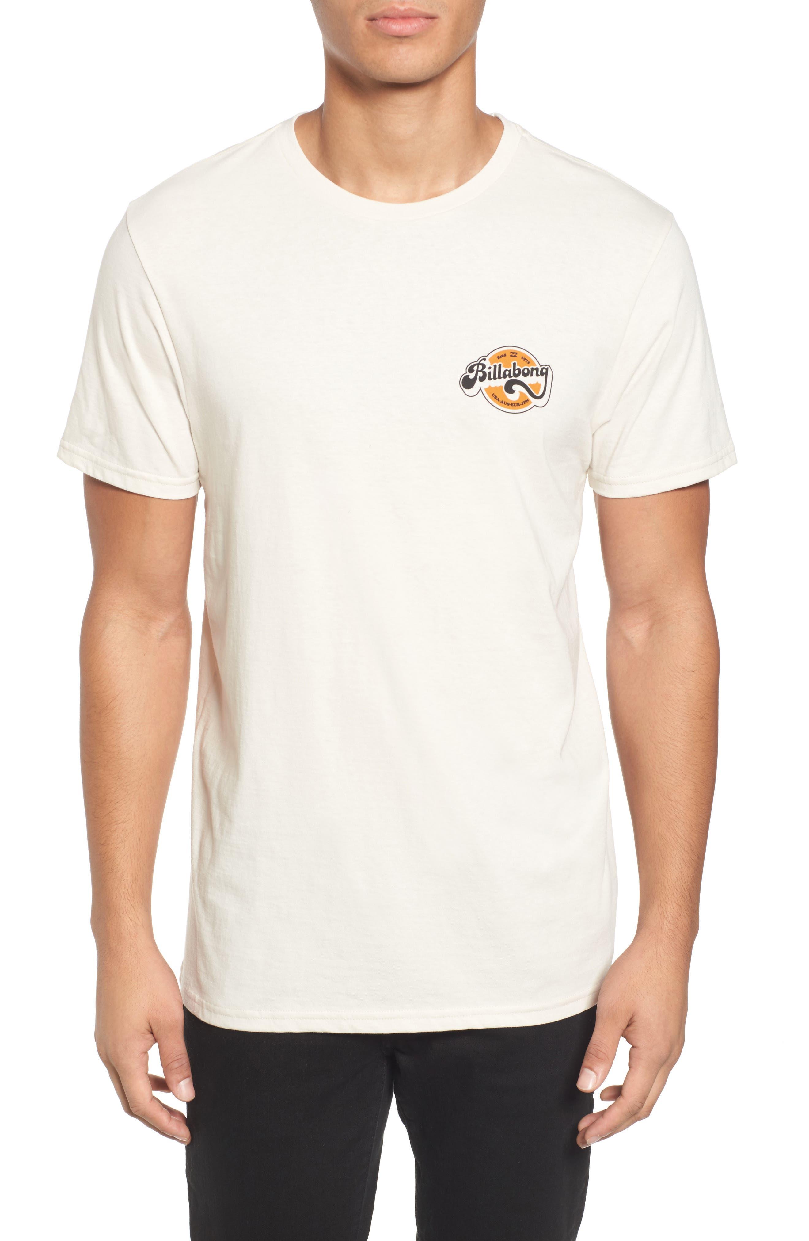 Main Image - Billabong Farrah Graphic T-Shirt