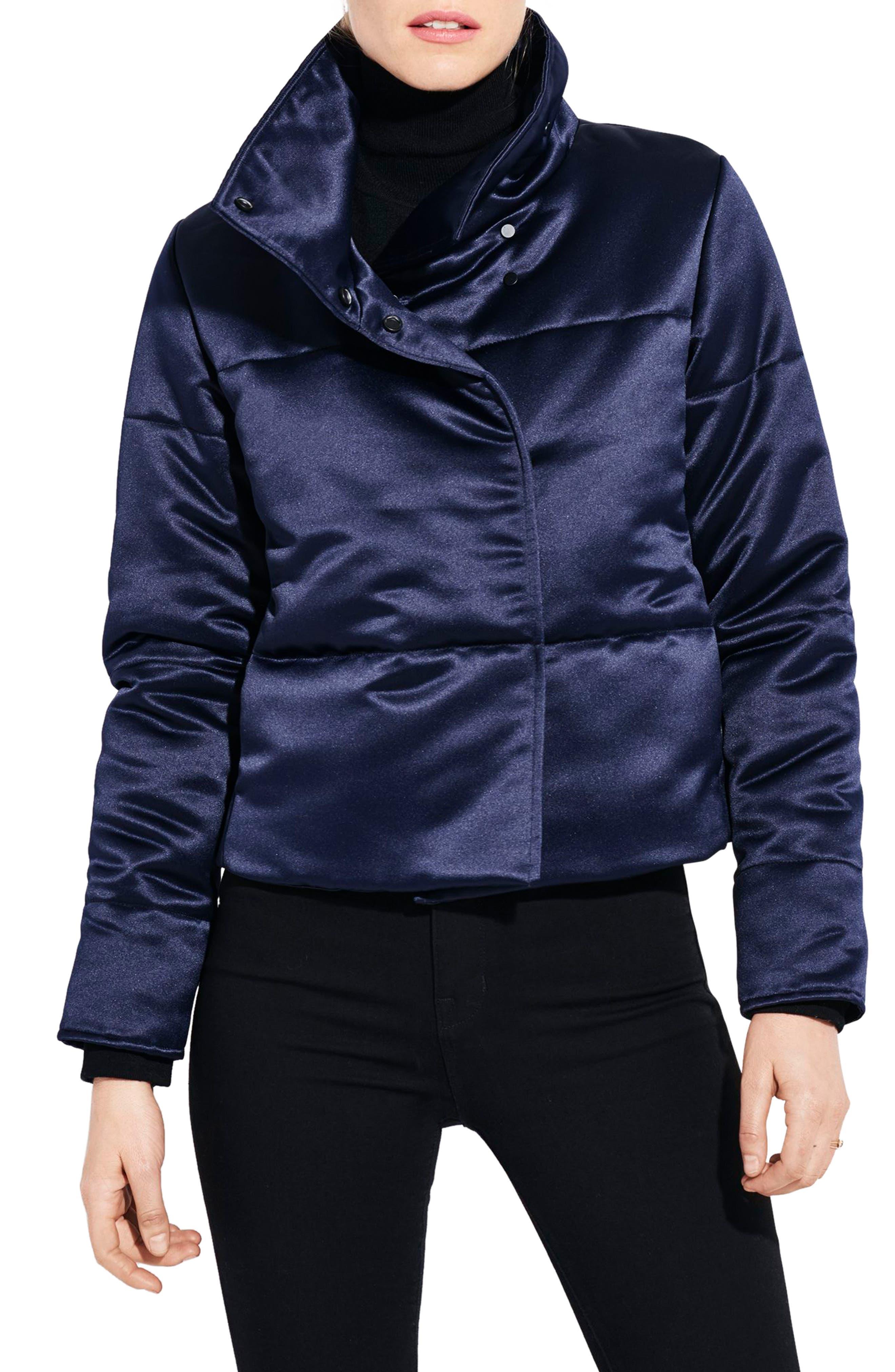 AYR The Snowdrift Crop Jacket