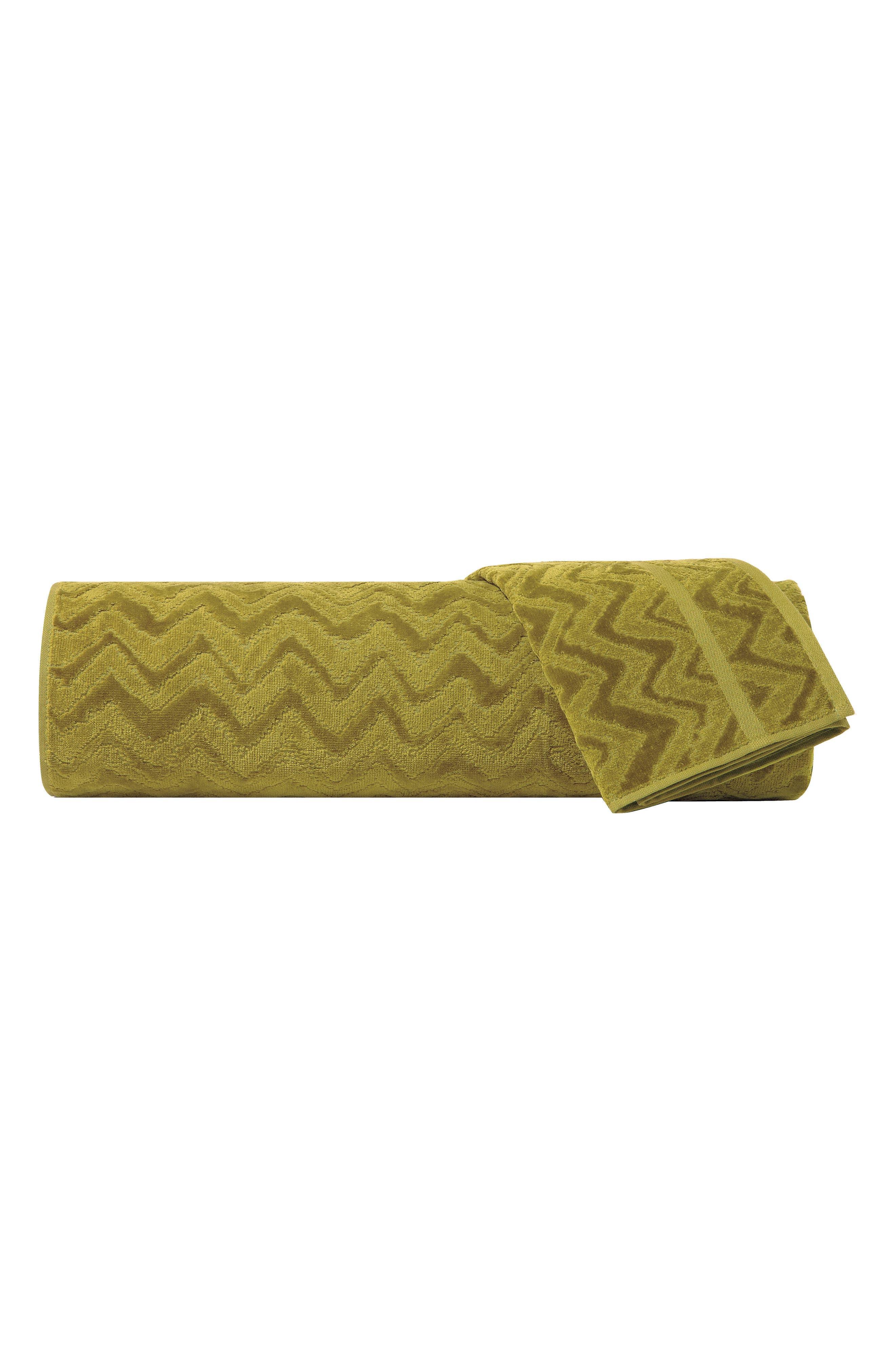 Alternate Image 2  - Missoni Rex Hand Towel