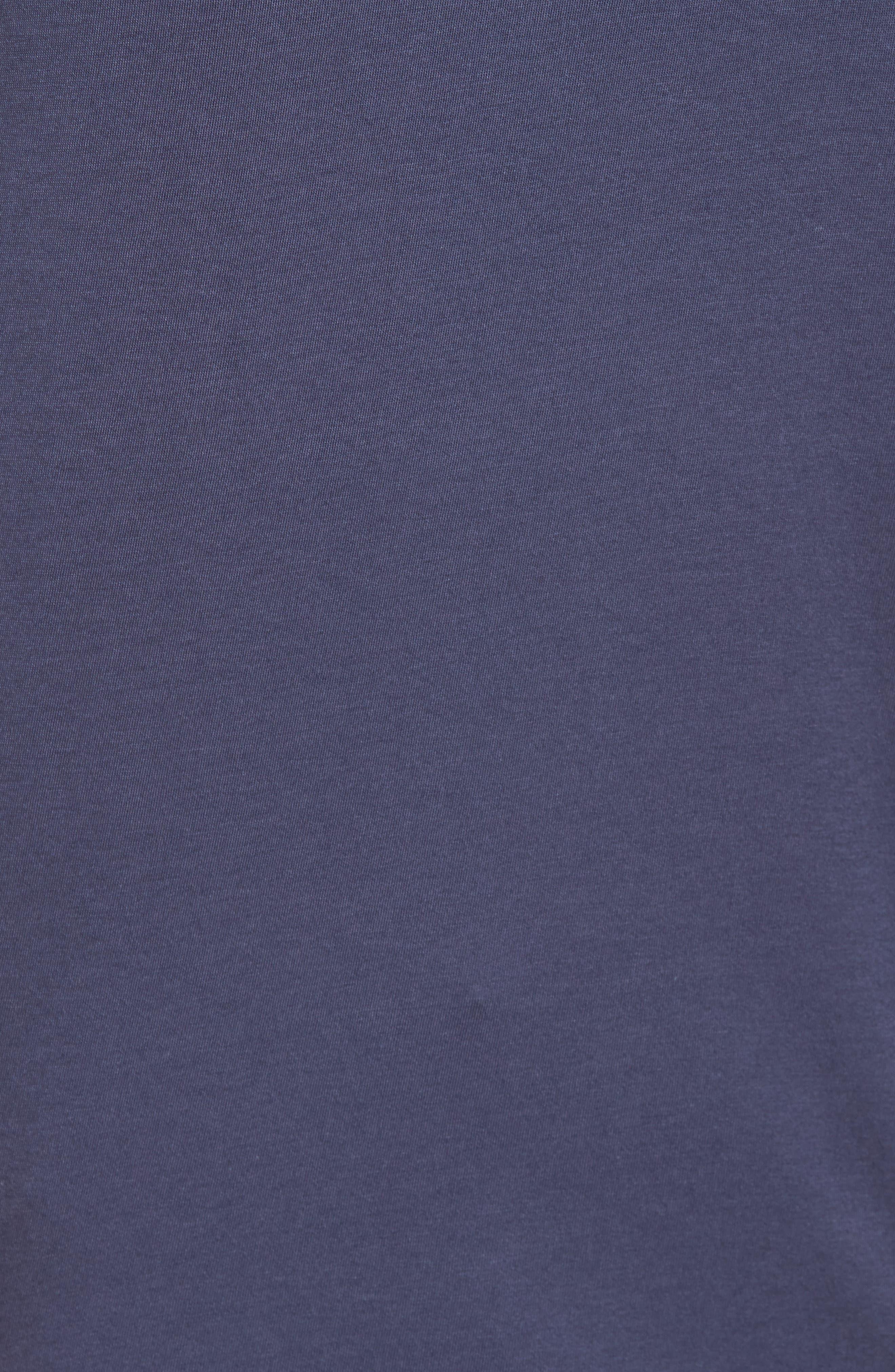 Rock & Roll T-Shirt,                             Alternate thumbnail 5, color,                             Twilight