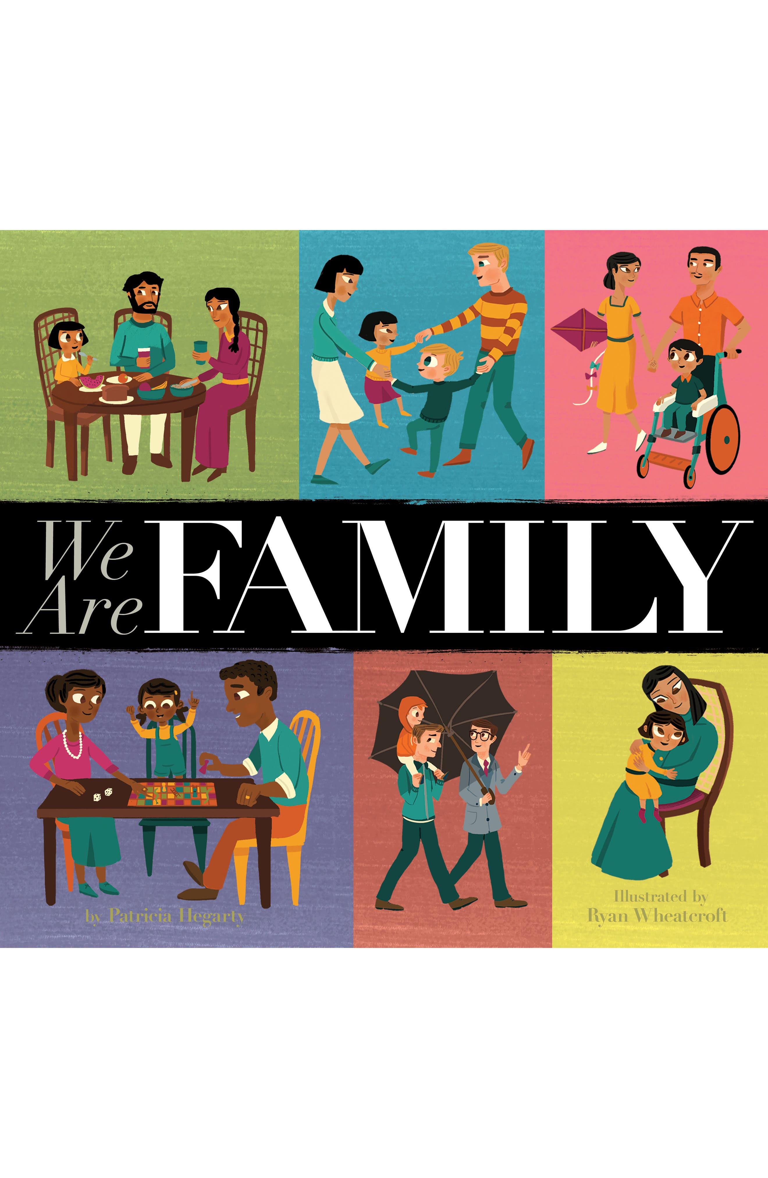 'We Are Family' Book