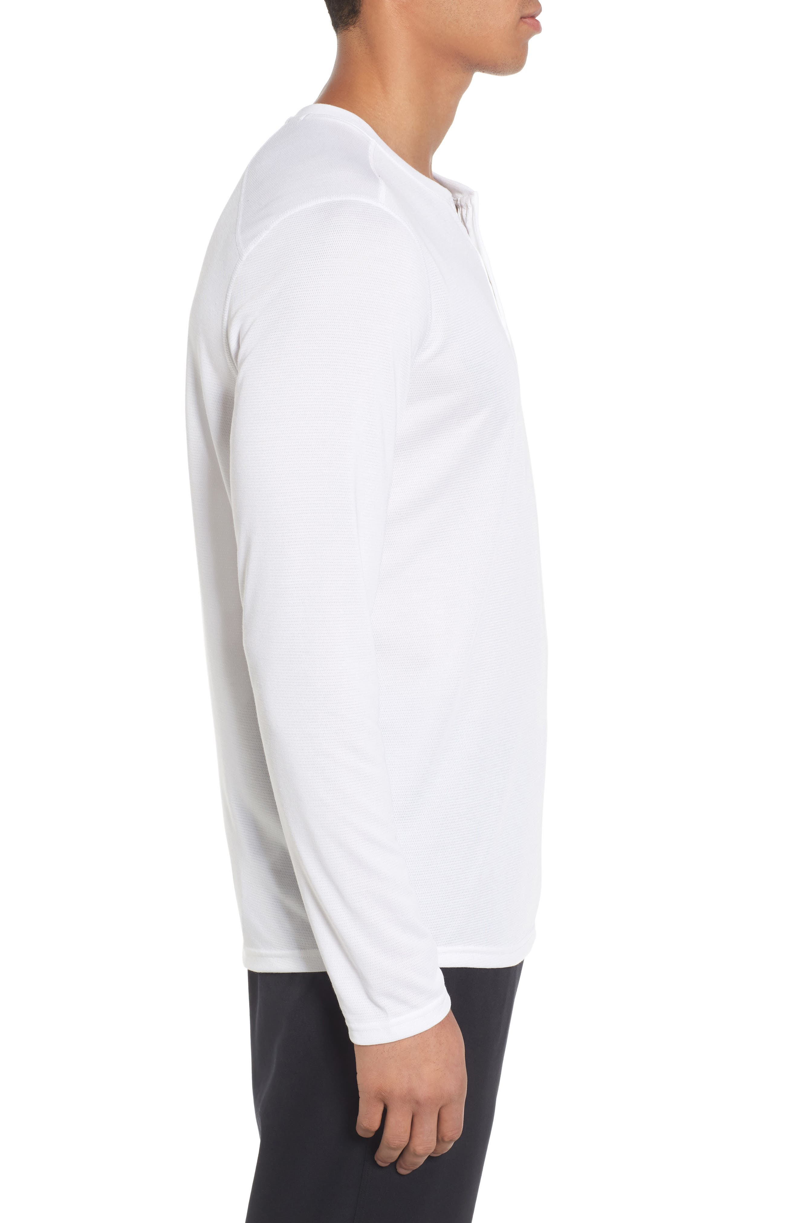 Alternate Image 3  - Under Armour Threadborne™ Long Sleeve Henley