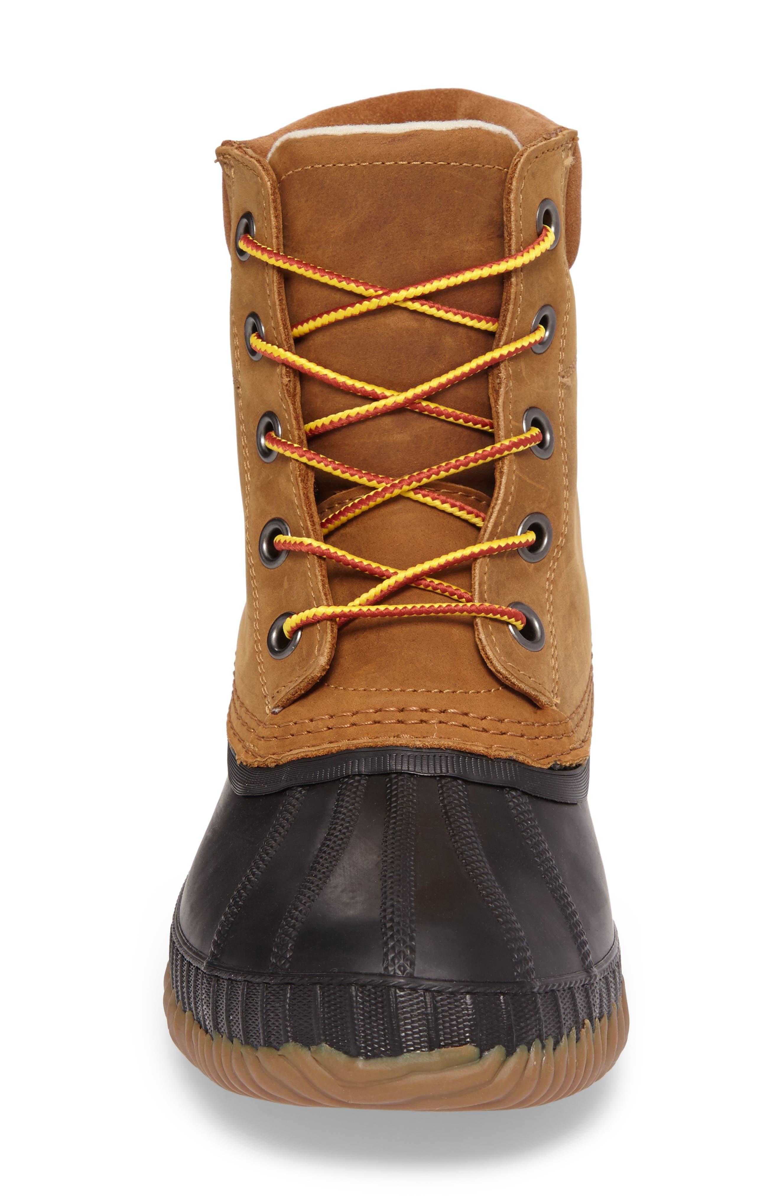 Cheyanne II Waterpoof Boot,                             Alternate thumbnail 5, color,                             Chipmunk