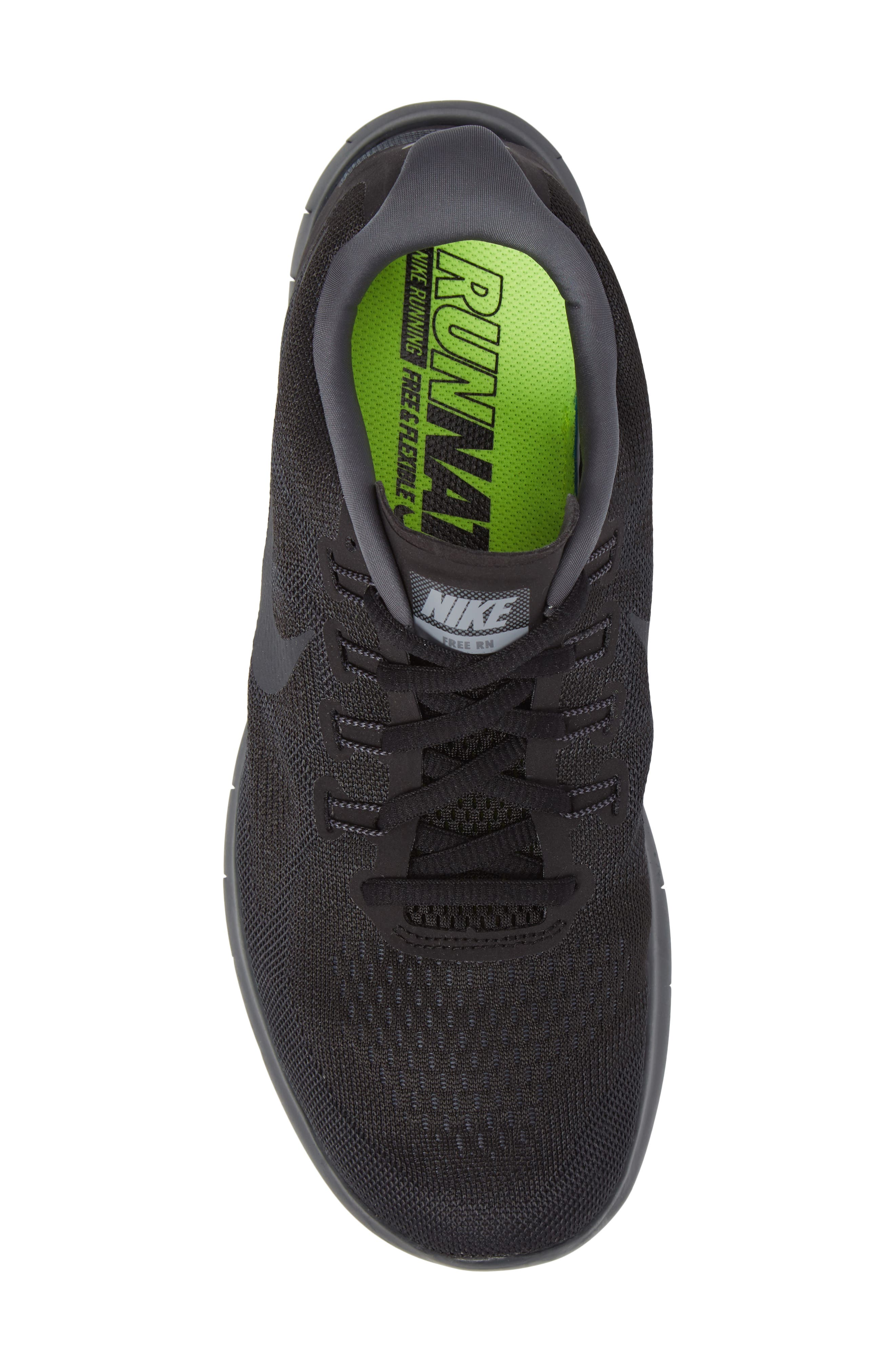 Alternate Image 5  - Nike Free Run 2017 Running Shoe (Men)