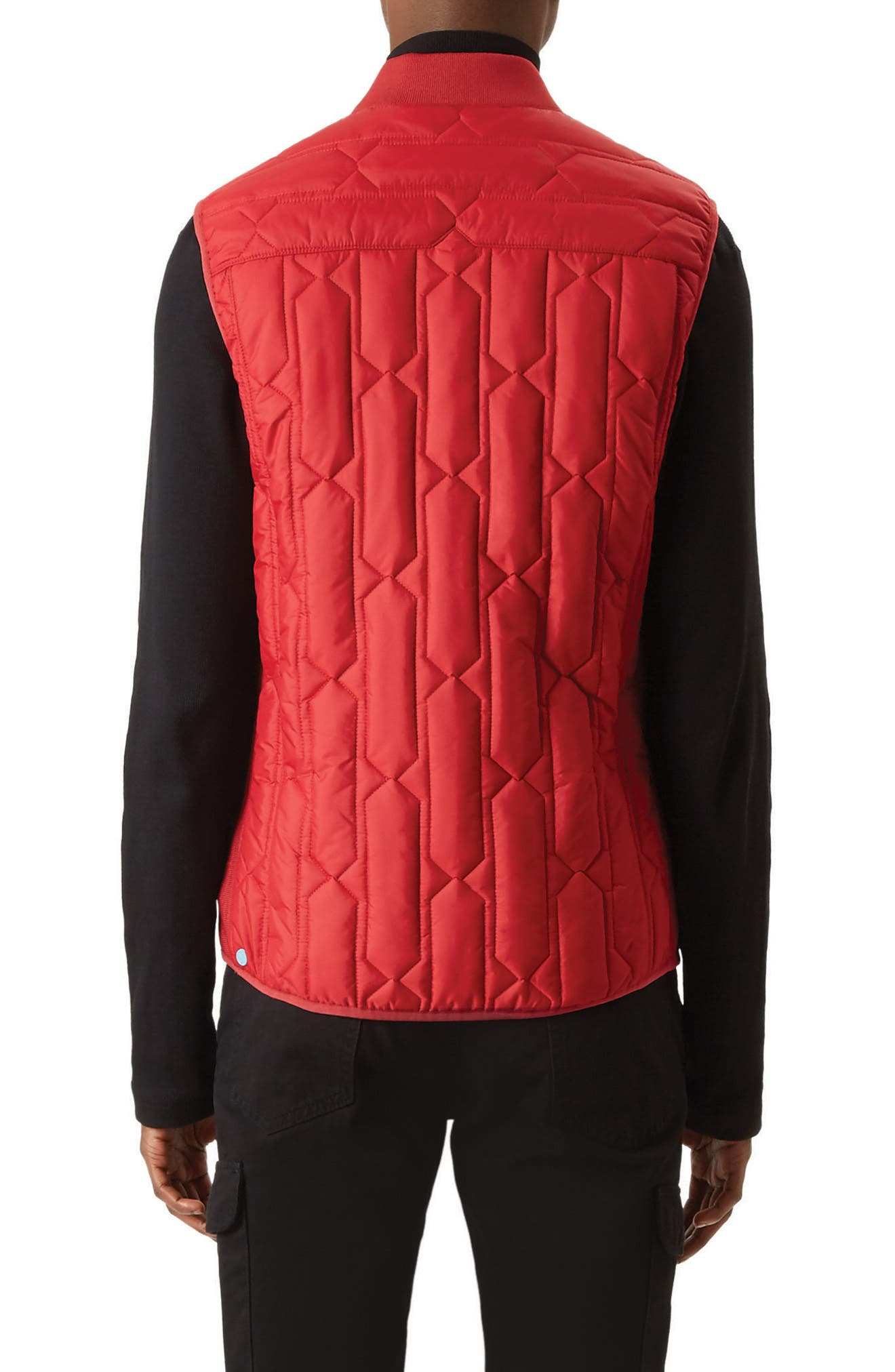 Original Midlayer Gilet,                             Alternate thumbnail 2, color,                             Military Red