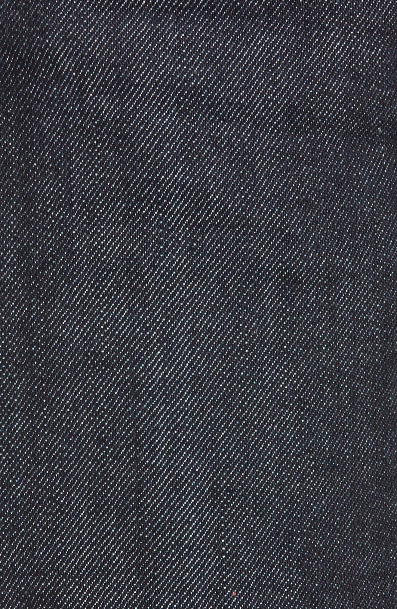 Alternate Image 5  - Fidelity Denim Torino Slim Fit Jeans (Akiba)