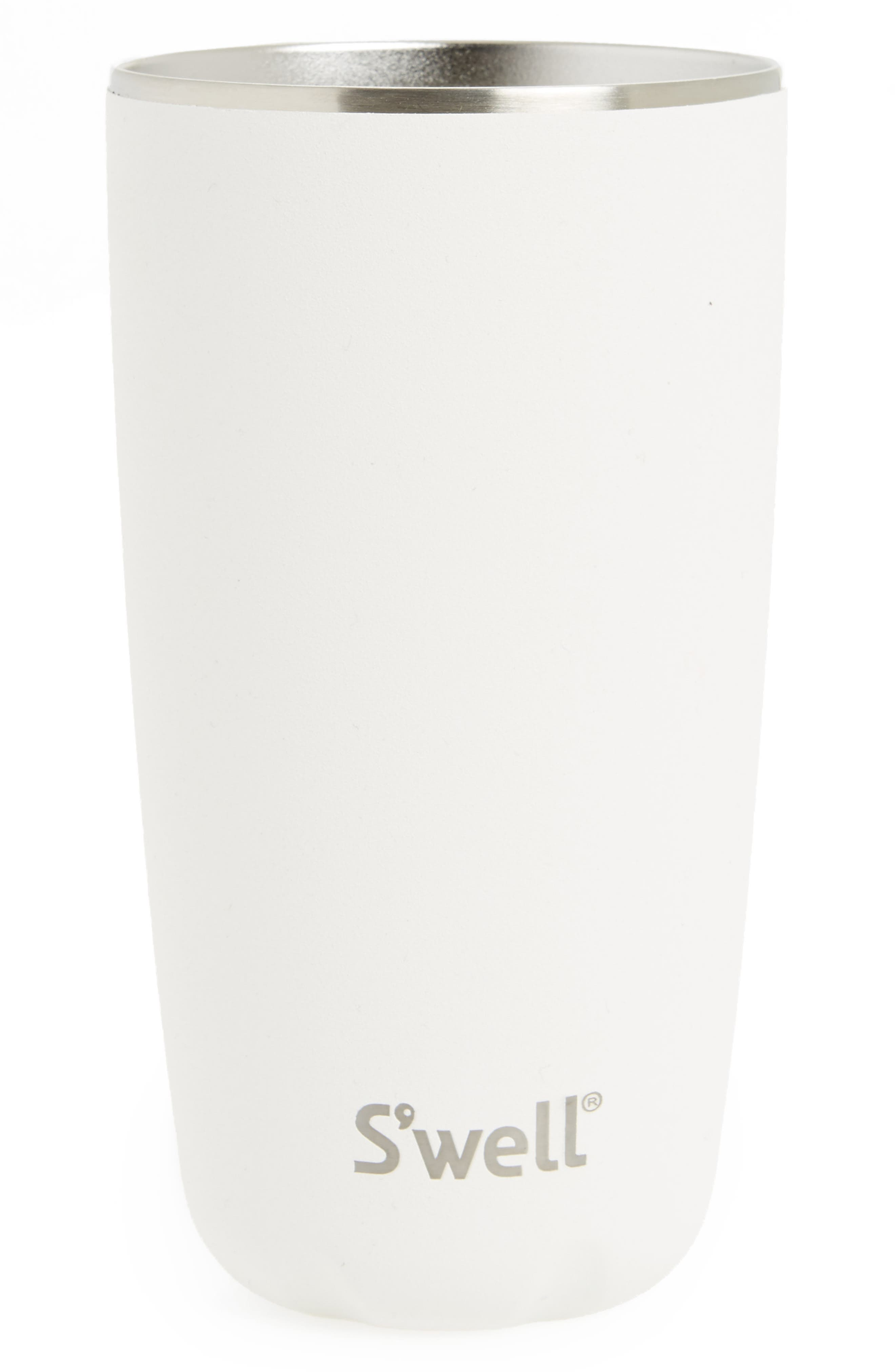 Moonstone 18-Ounce Stainless Steel Insulated Tumbler,                         Main,                         color, Moonstone