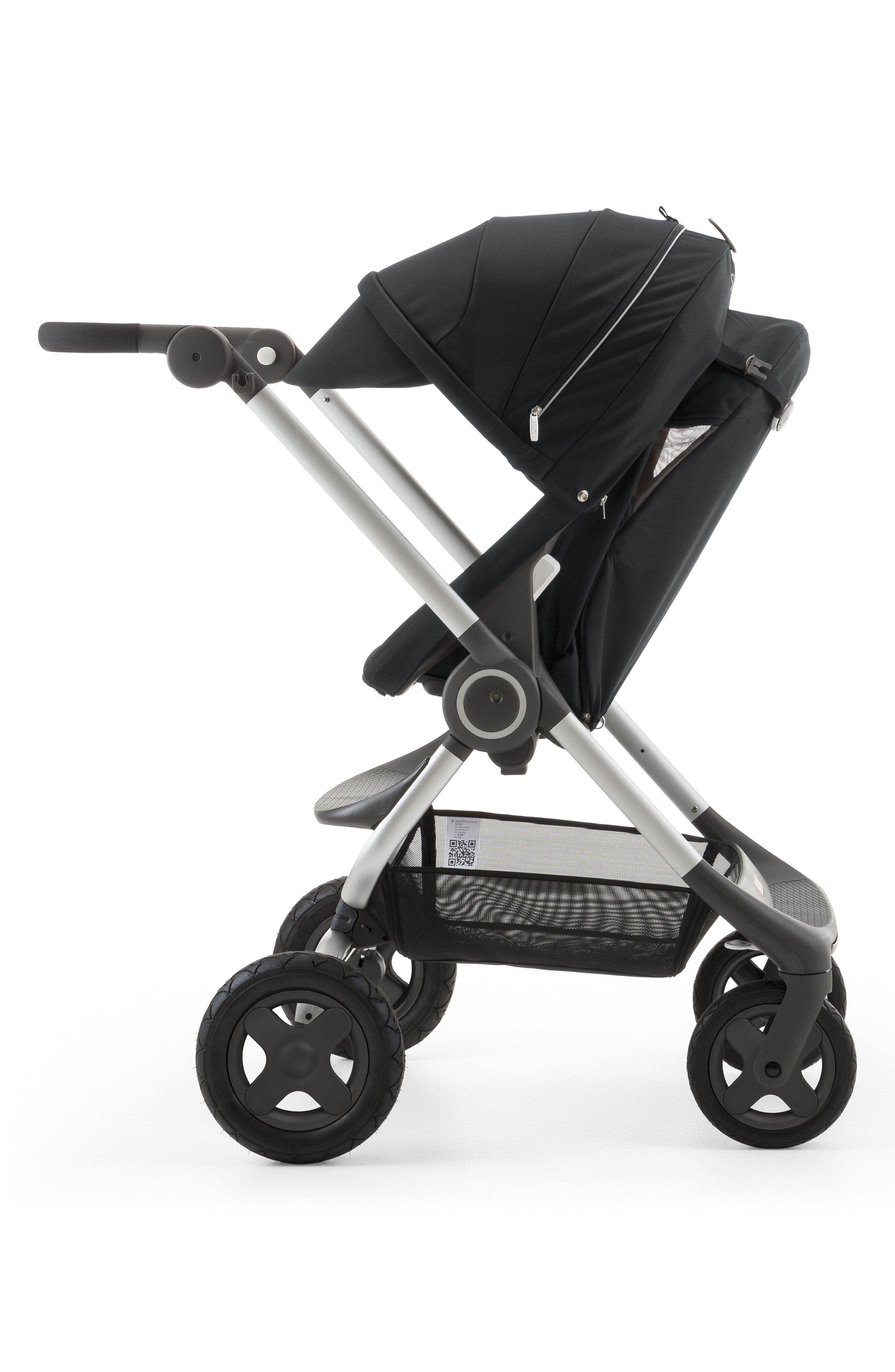 Scoot<sup>™</sup> Complete Stroller,                             Alternate thumbnail 12, color,                             Black