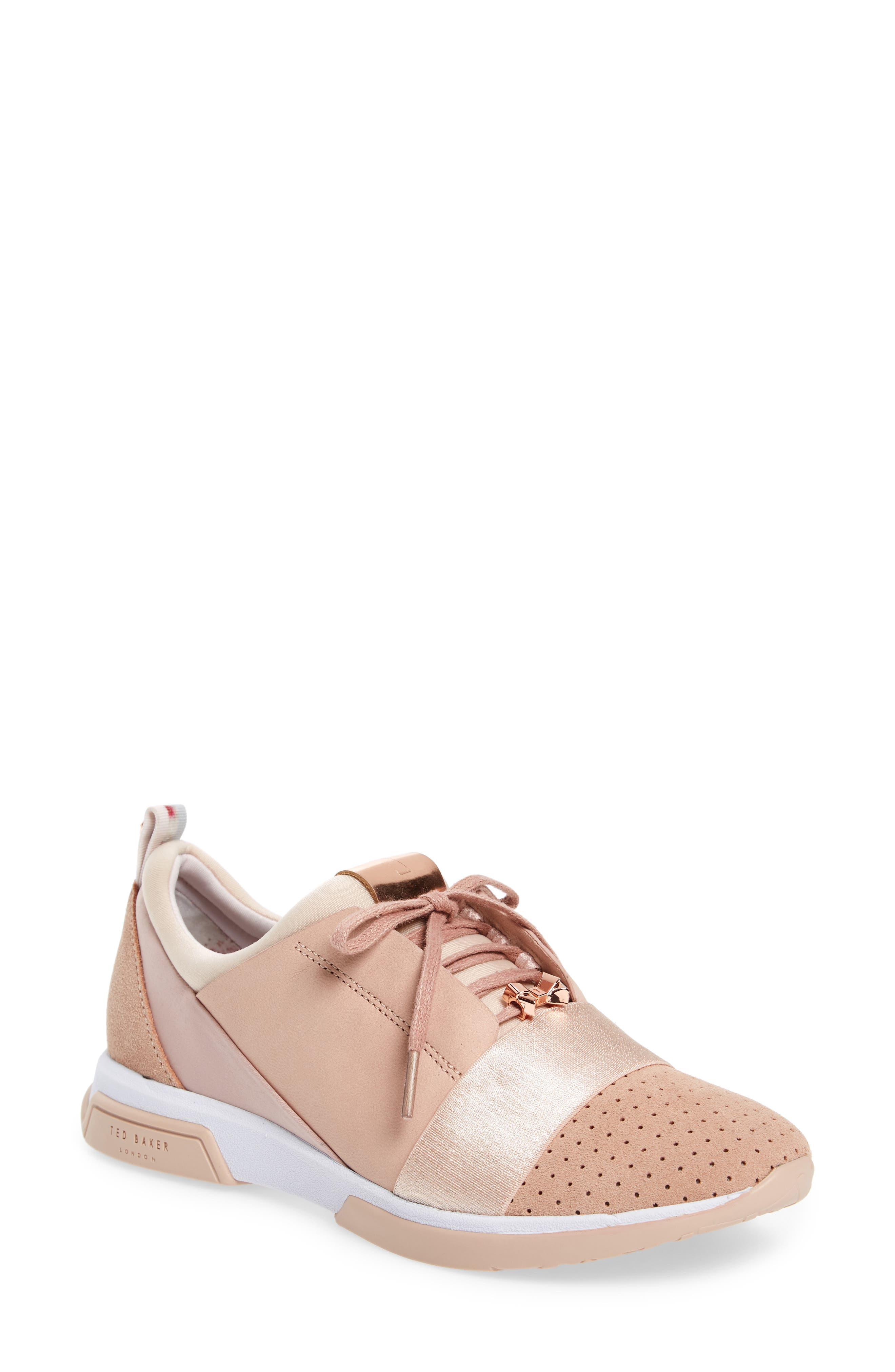 Cepa Sneaker,                         Main,                         color, Light Pink