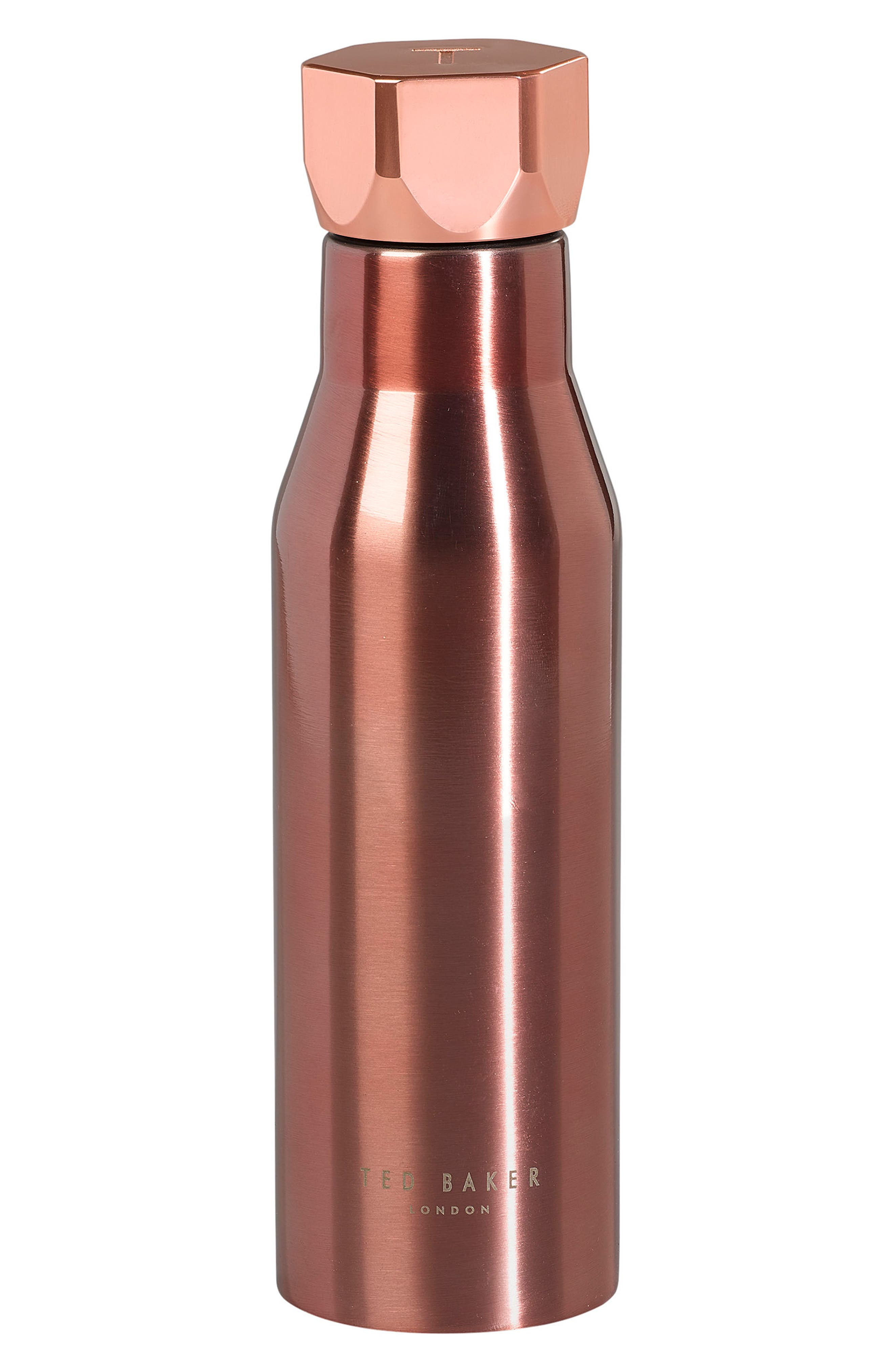 Ted Baker London Stainless Steel Water Bottle