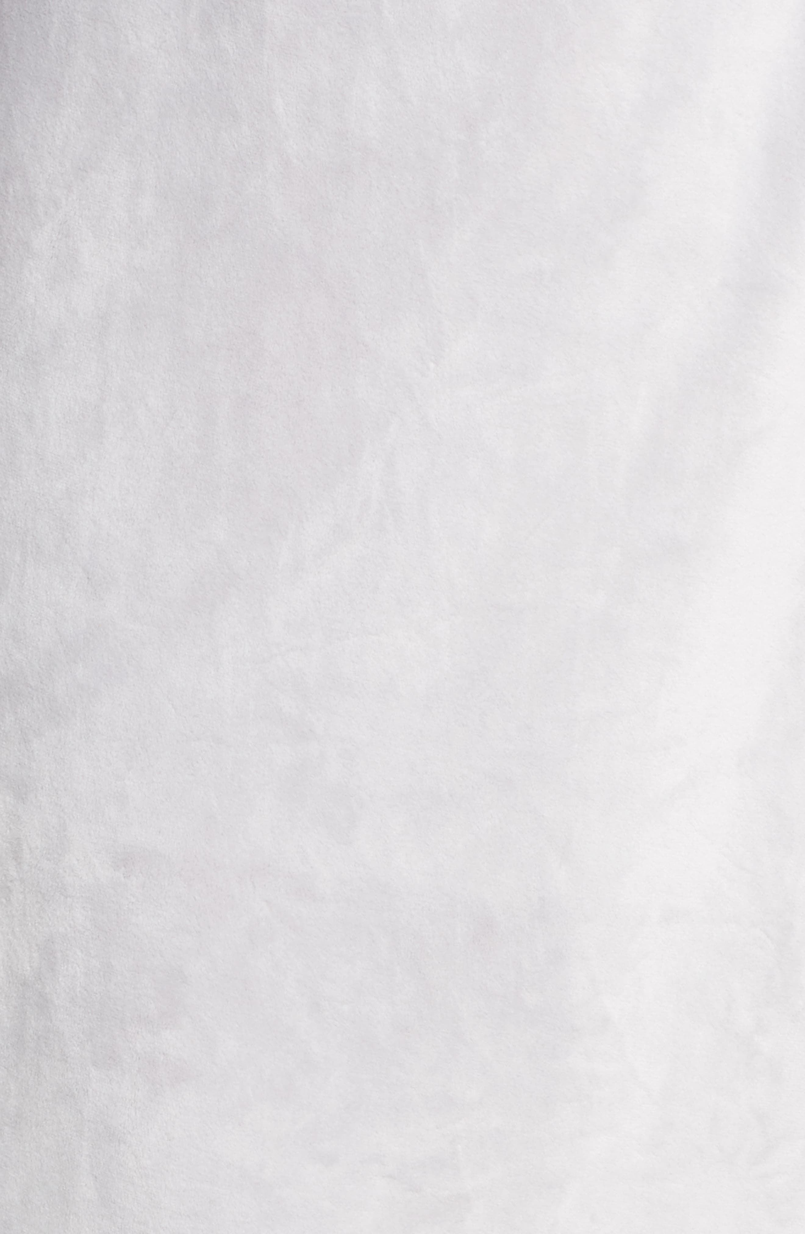 Alternate Image 6  - Nordstrom Lingerie Luxe Shawl Robe