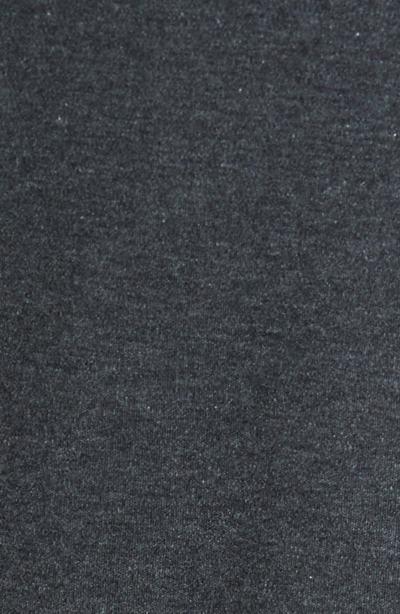 Alternate Image 5  - David Donahue Interlock Knit Sport Shirt
