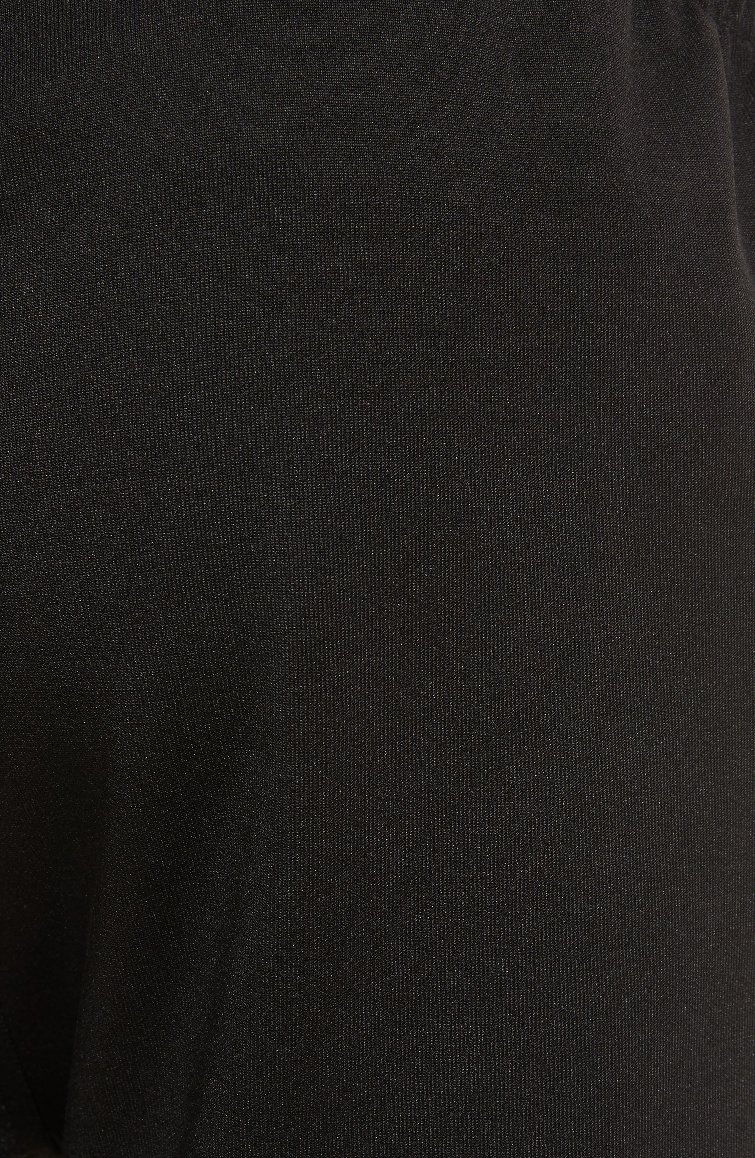 Combrose Track Pants,                             Alternate thumbnail 5, color,                             Black