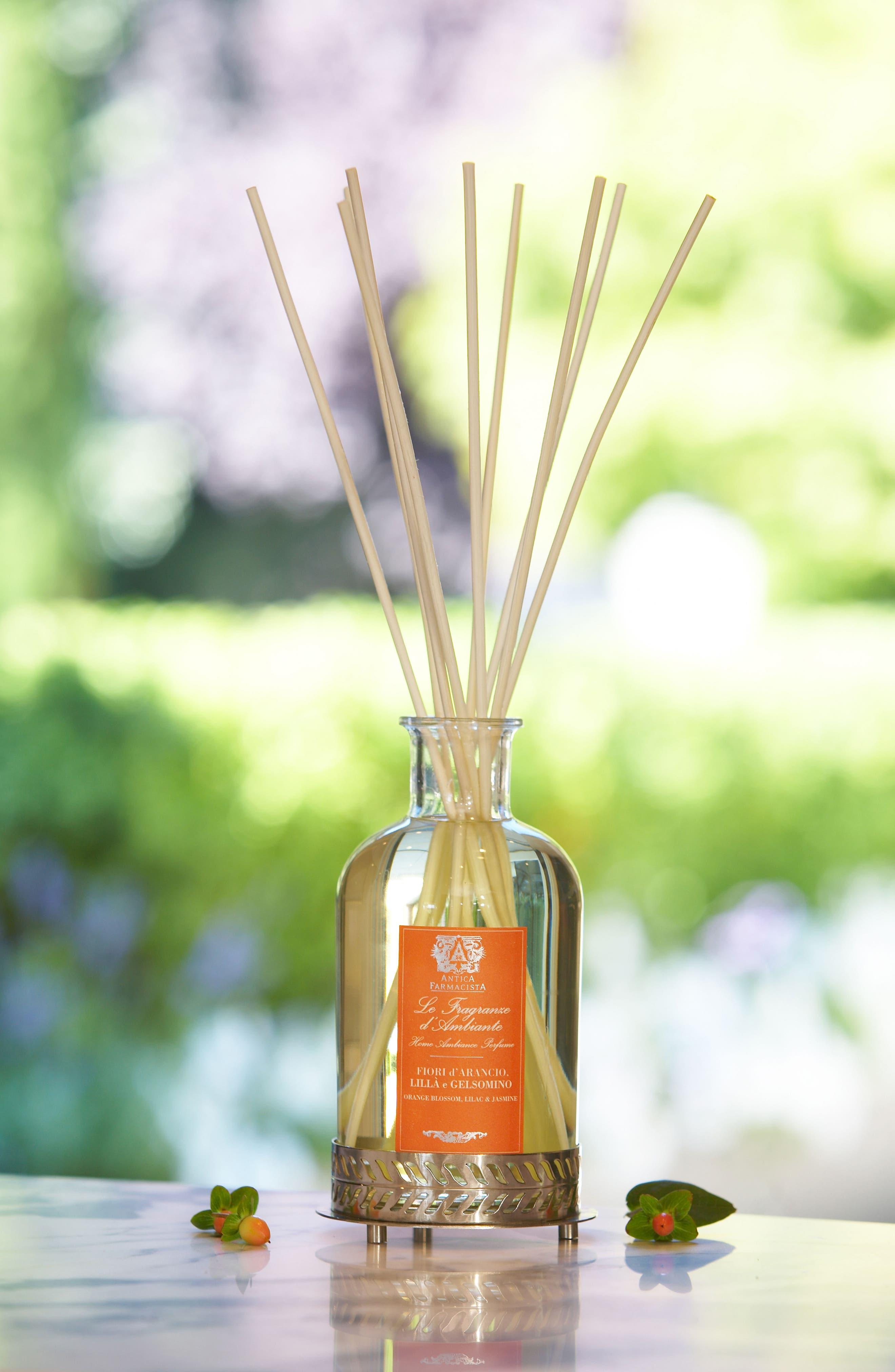 Orange Blossom, Lilac & Jasmine Home Ambiance Perfume,                             Alternate thumbnail 2, color,                             No Color