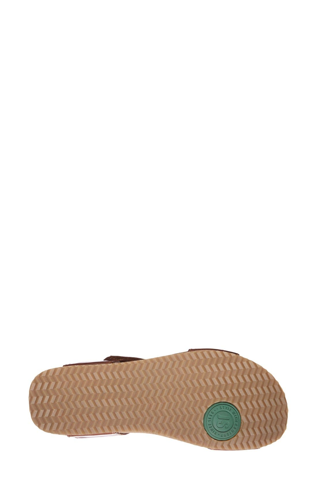 Alternate Image 4  - Josef Seibel 'Tonga' Leather Sandal (Women)