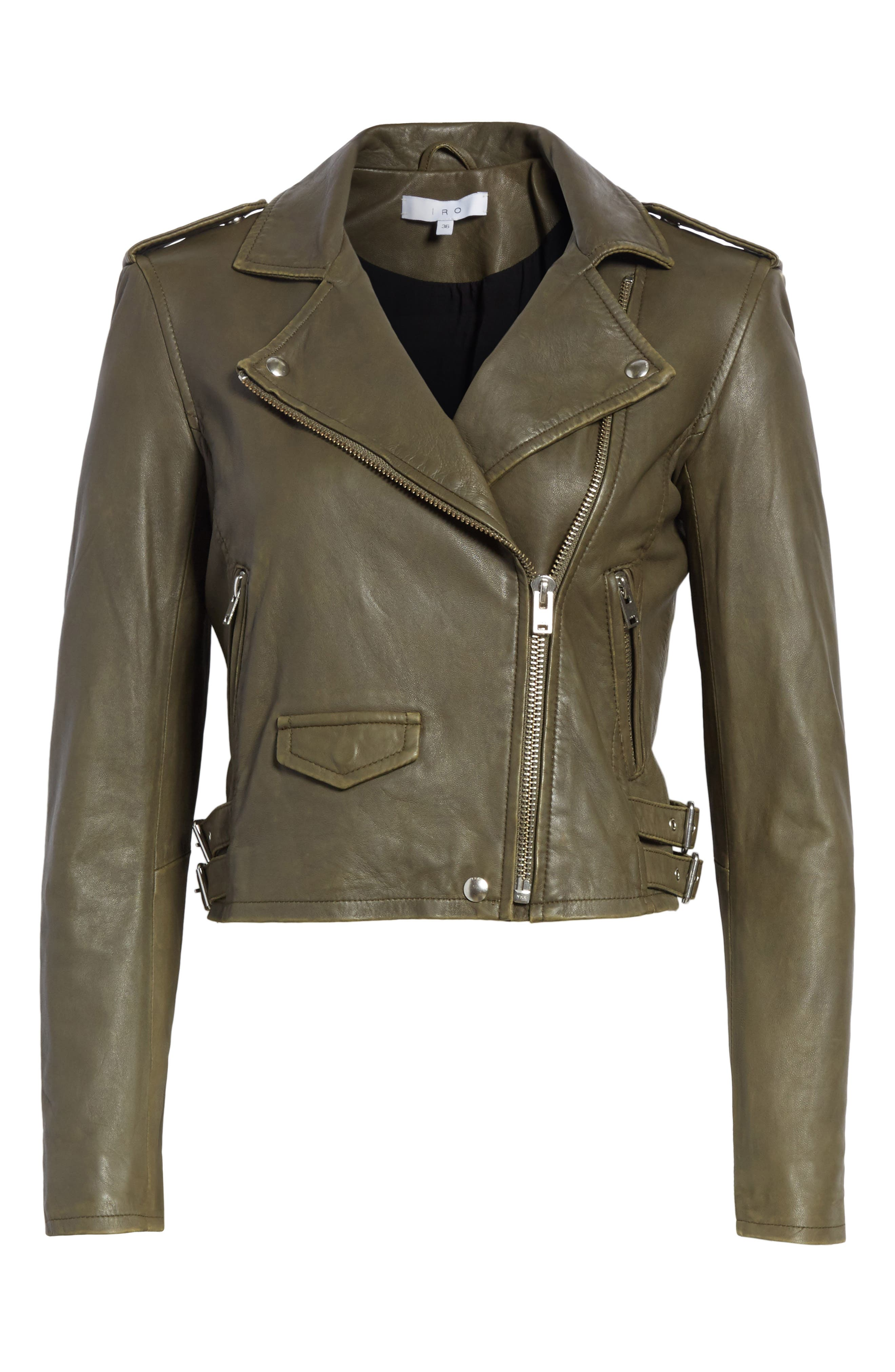 6644f8f7f108 Women s Leather   Faux Leather Coats   Jackets