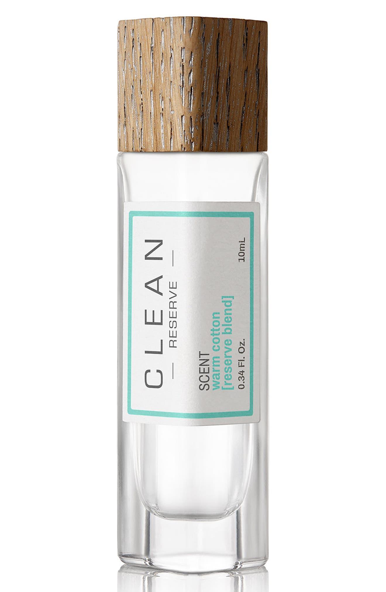 Reserve Blend Warm Cotton Eau de Parfum Pen Spray,                             Main thumbnail 1, color,                             No Color
