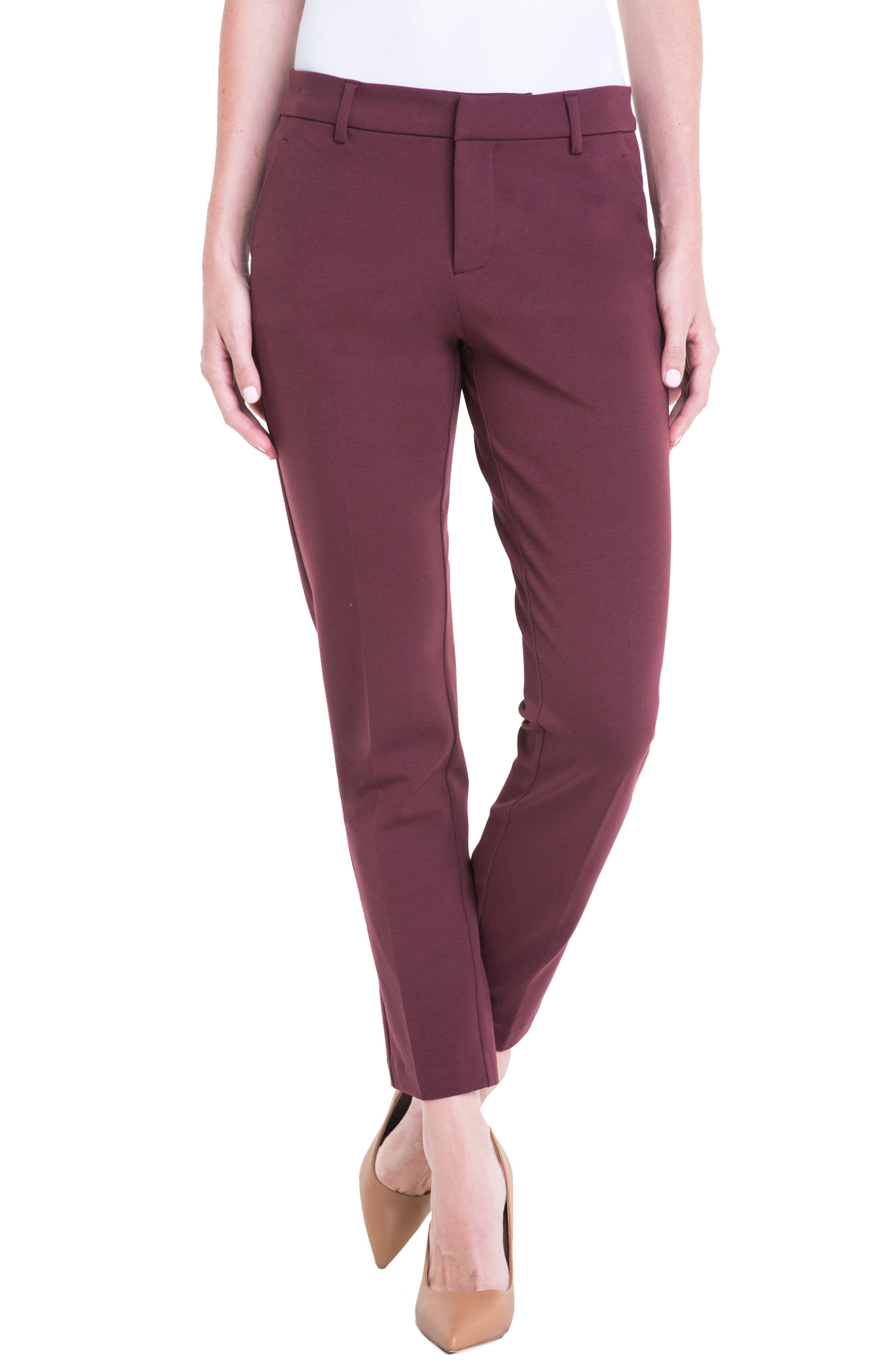 Liverpool Jeans Company Kelsey Knit Trousers (Regular & Petite)