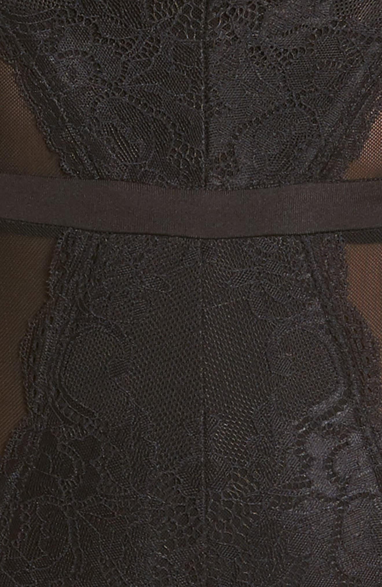 Alternate Image 5  - AFRM Corin Power Mesh Bodysuit