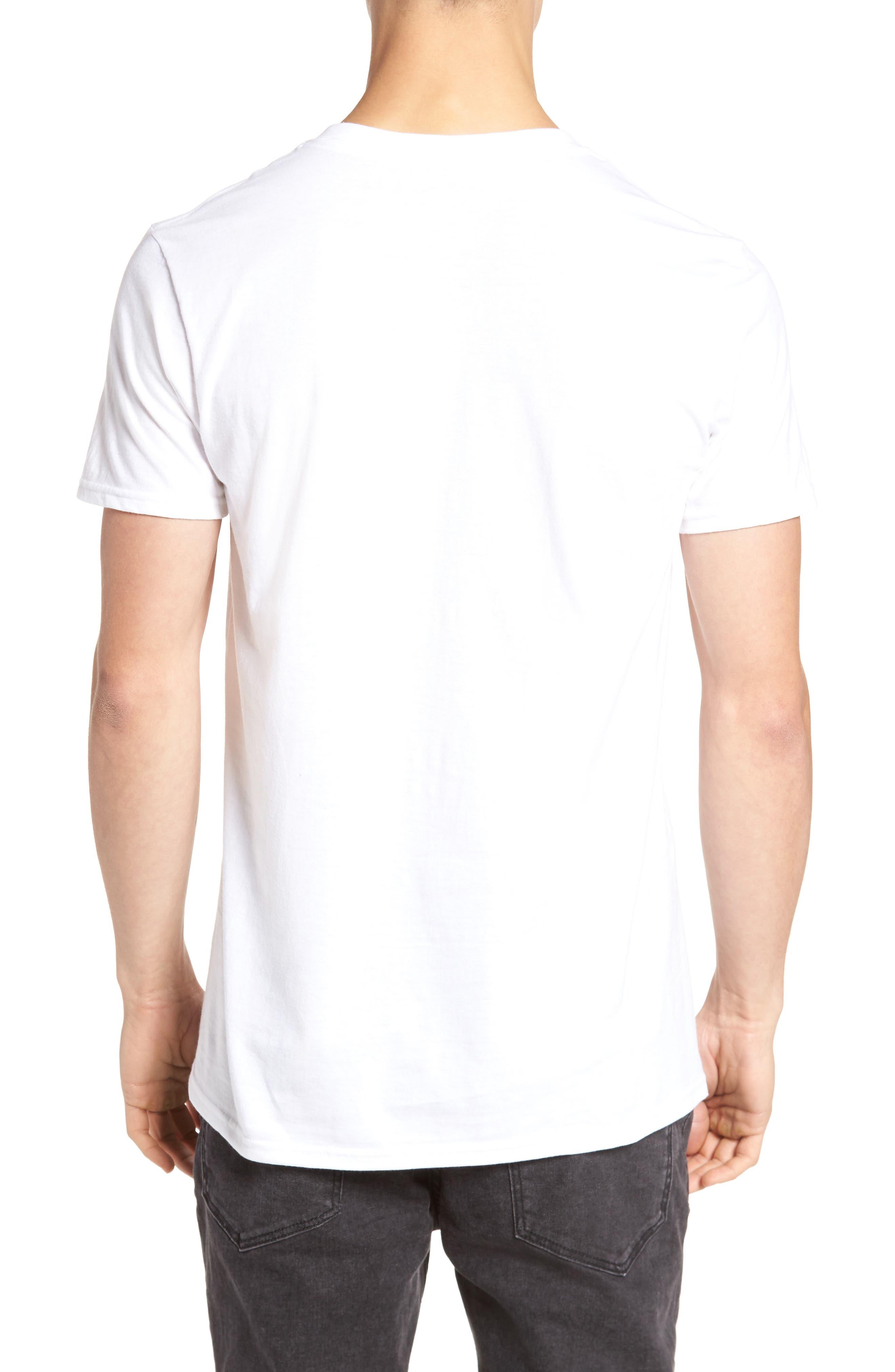 Alternate Image 2  - The Rail Monster Crush Graphic T-Shirt