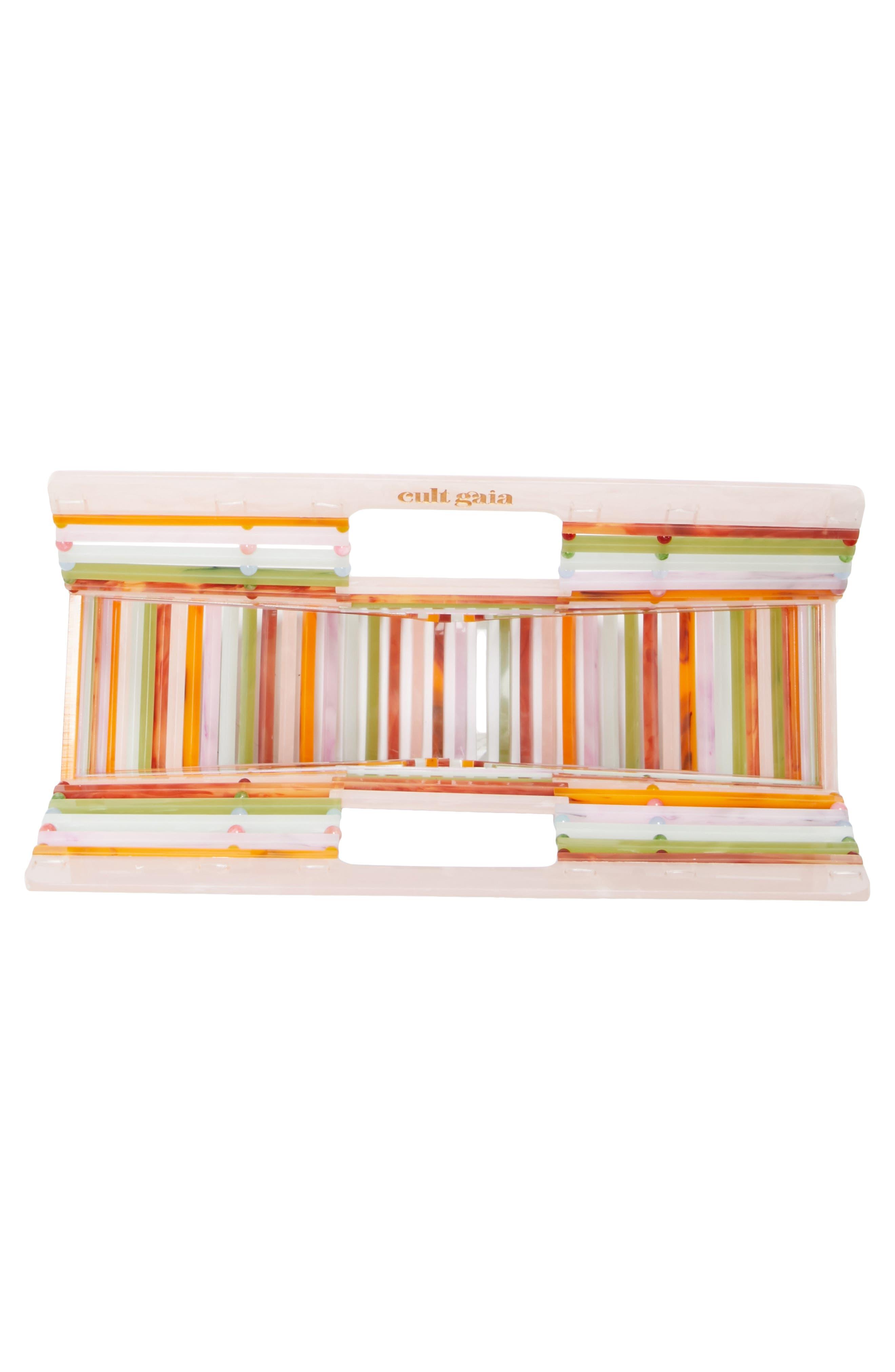 Small Ark Handbag,                             Alternate thumbnail 4, color,                             Multi
