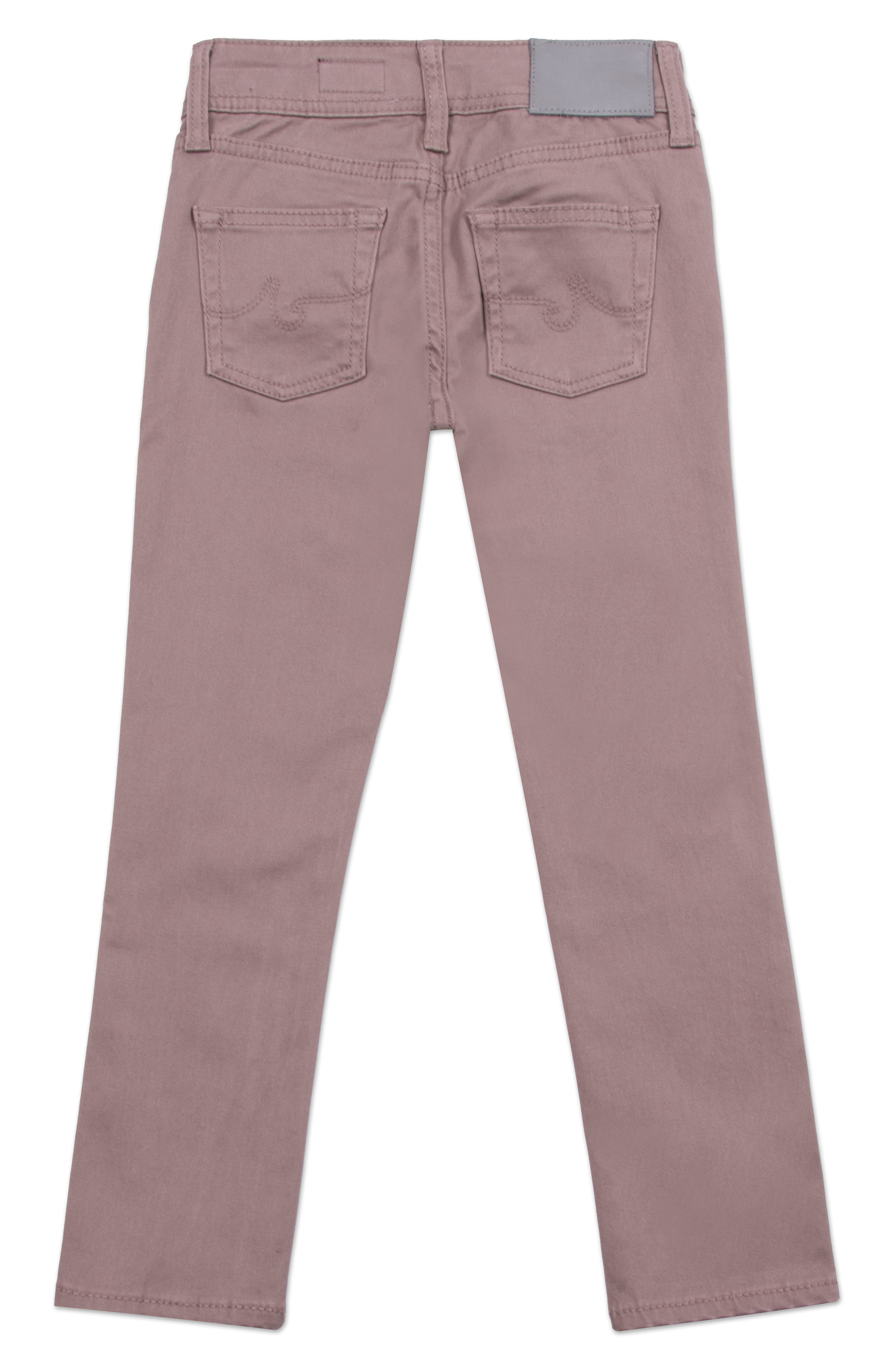 The Kingston Luxe Slim Jeans,                             Alternate thumbnail 2, color,                             Castle Wall